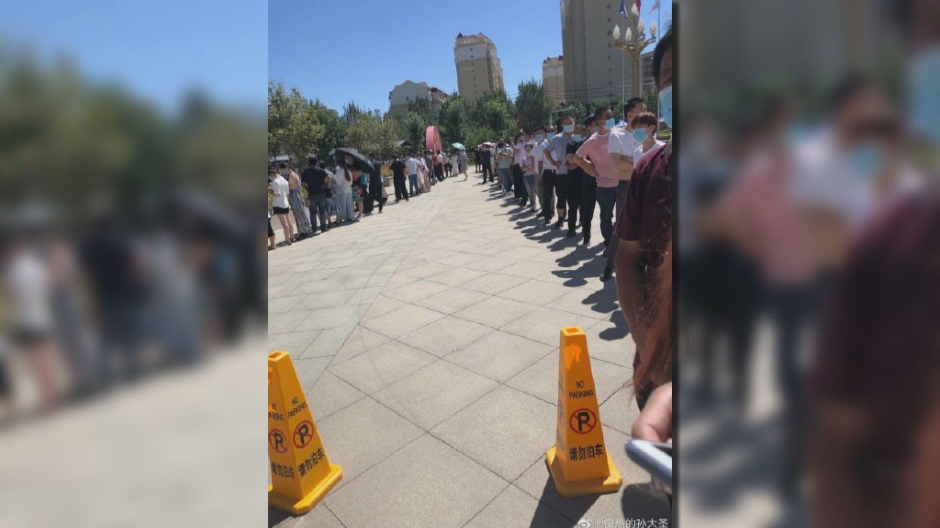 新疆增16宗新冠病毒本土病例