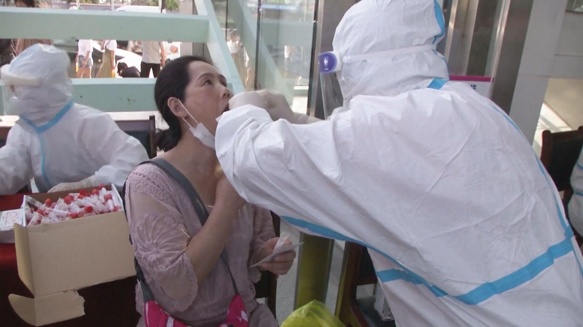遼寧省大連市疫情持續 傳播鏈在四省七城市蔓延