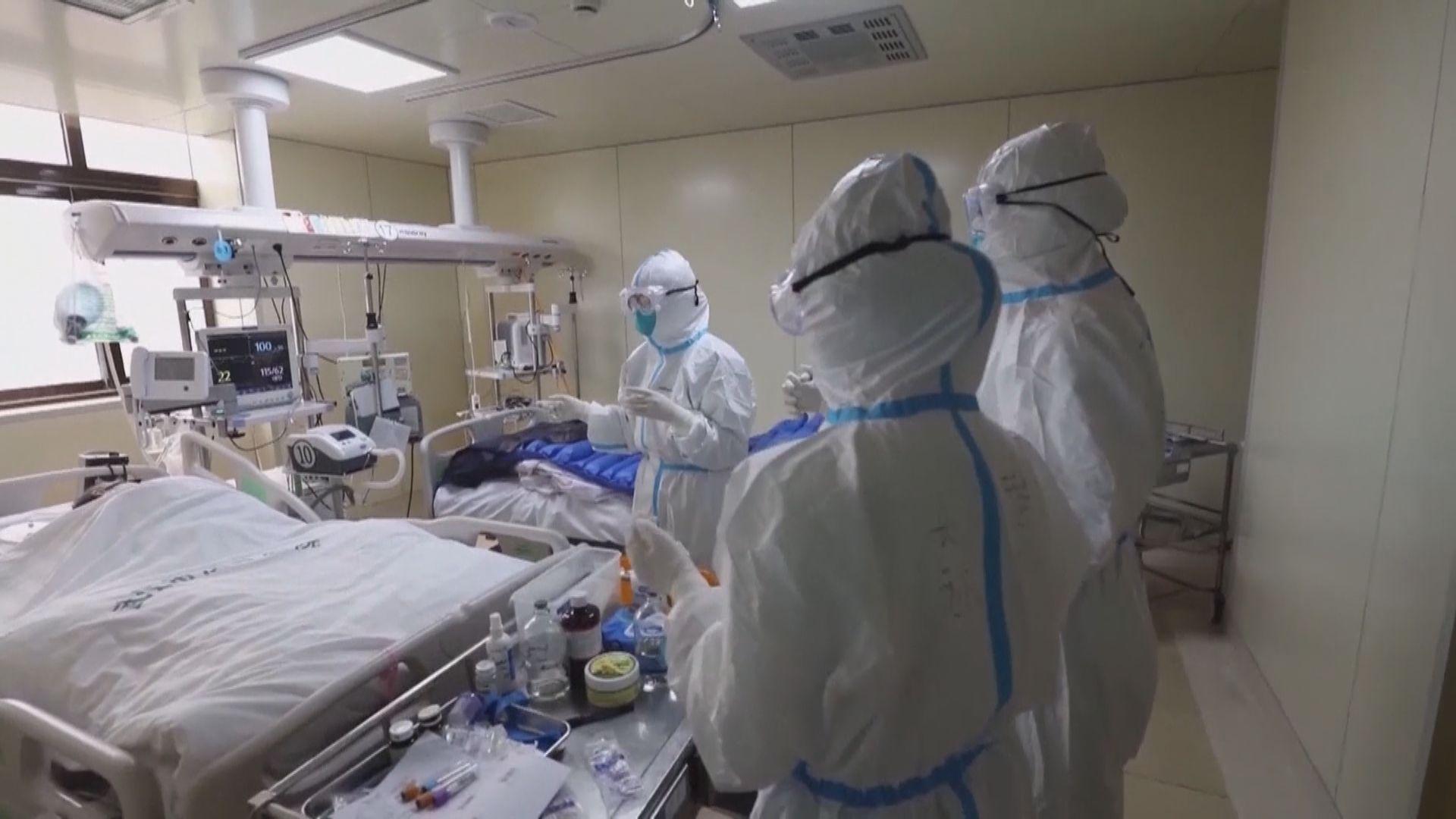 國家衞健委:七名先遣隊隊員周日到港 協助實驗室工作