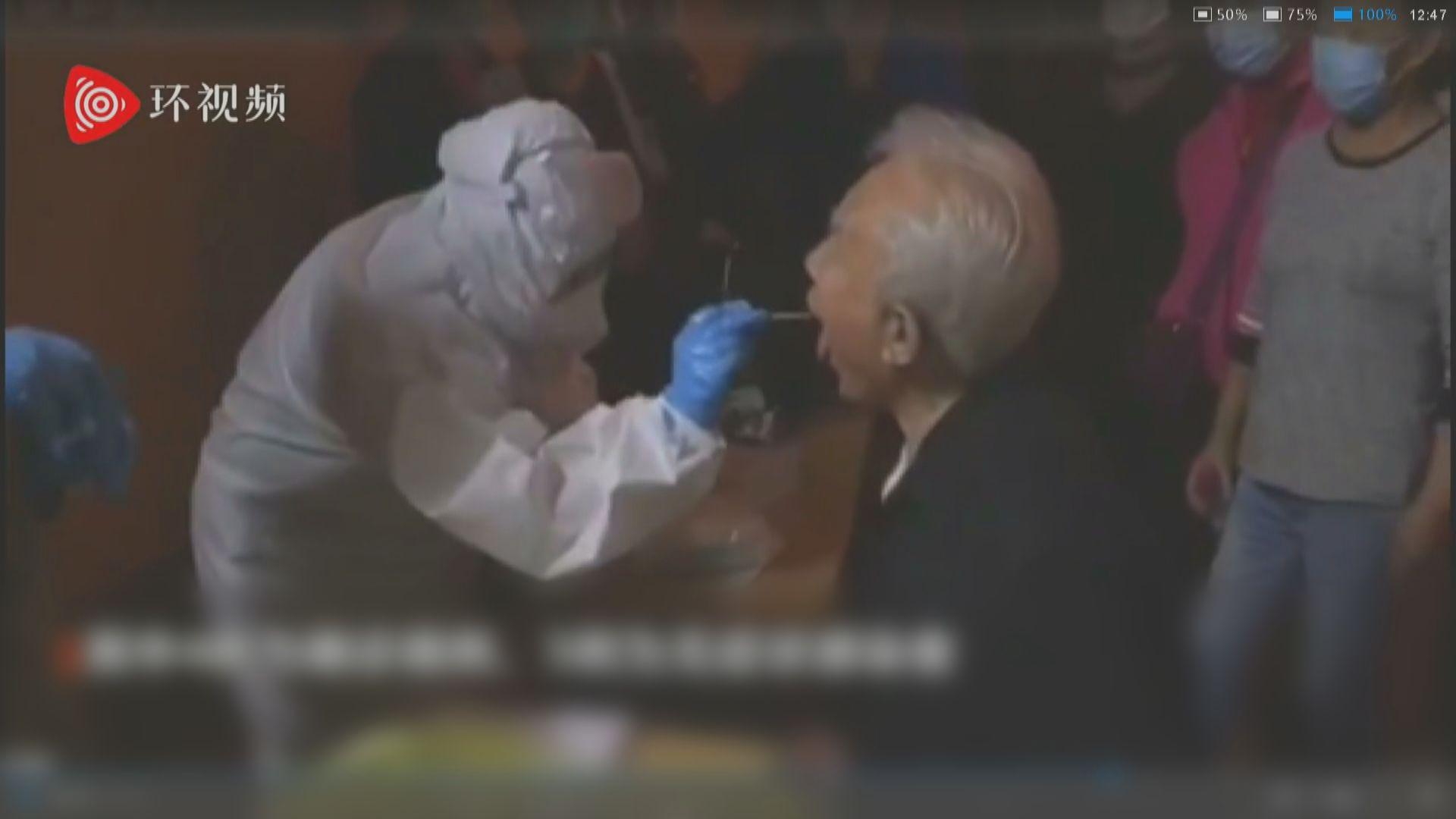 青島近期新冠病例涉市胸科醫院