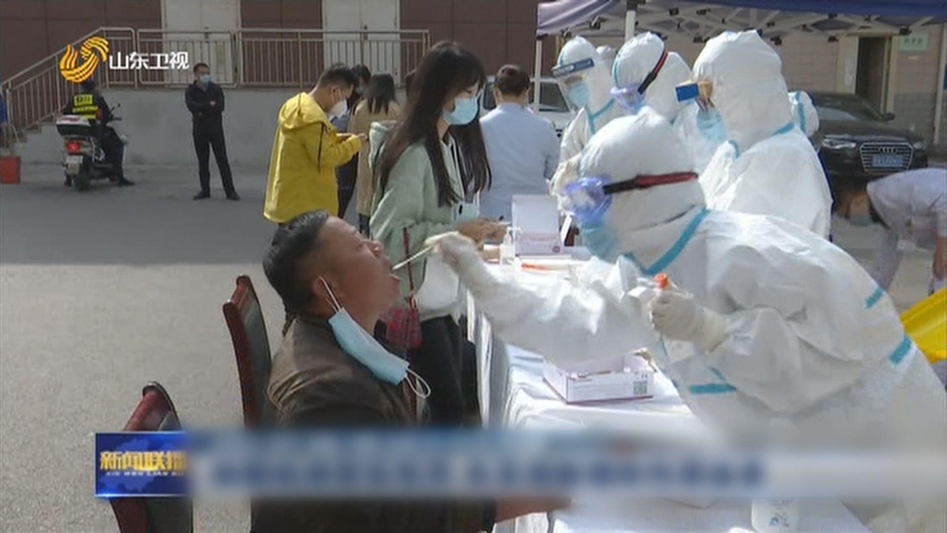 青島近日病例均與胸科醫院有高度關連 相信社區感染可能性低