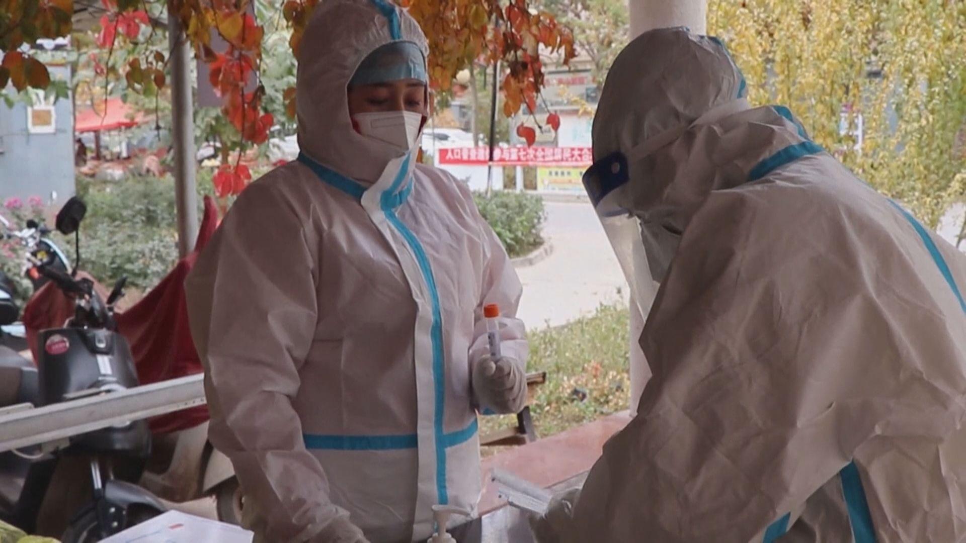 新疆新增26宗新型冠狀病毒的無症狀感染者