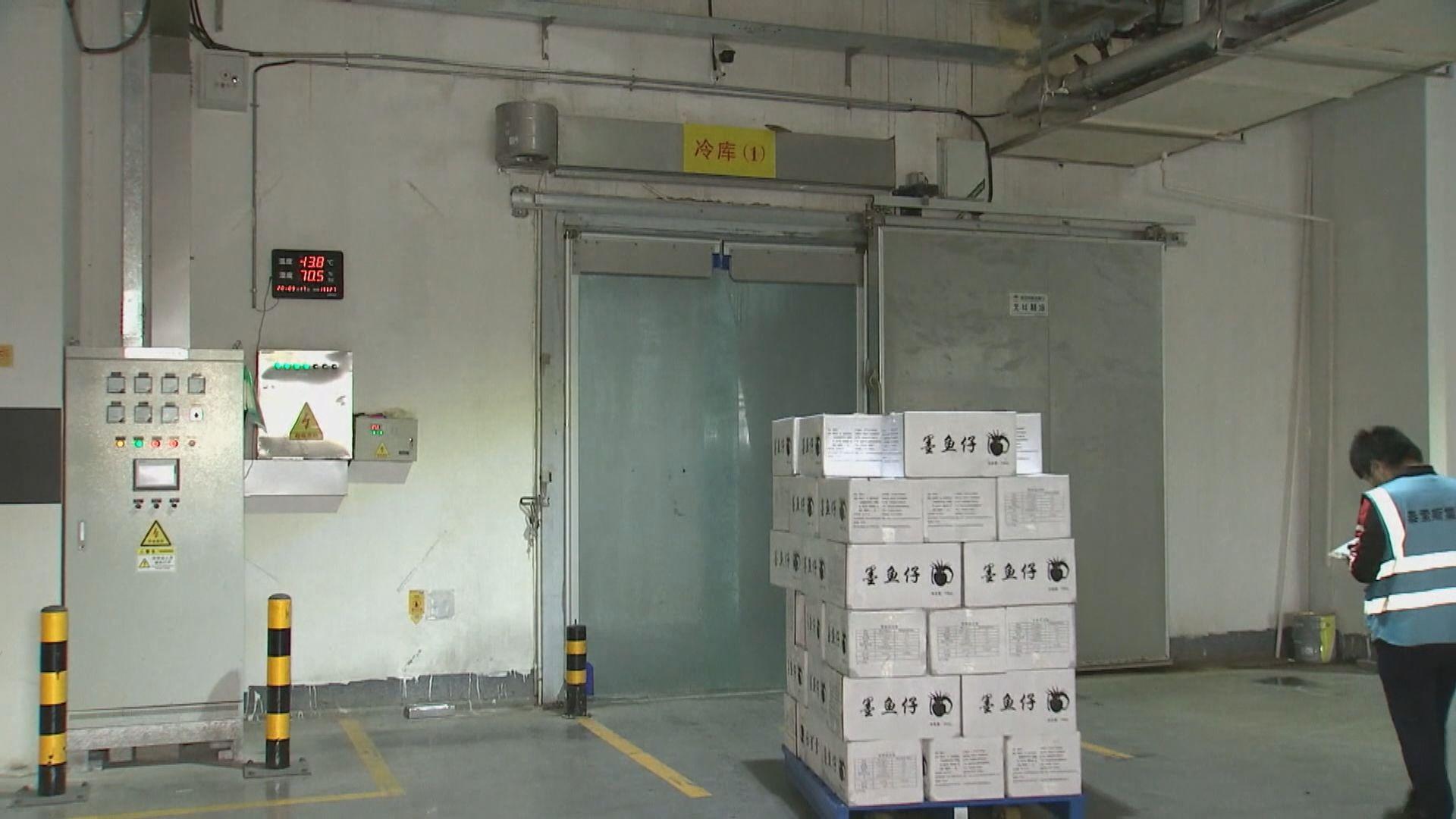 天津食品冷凍庫工人確診新冠病毒