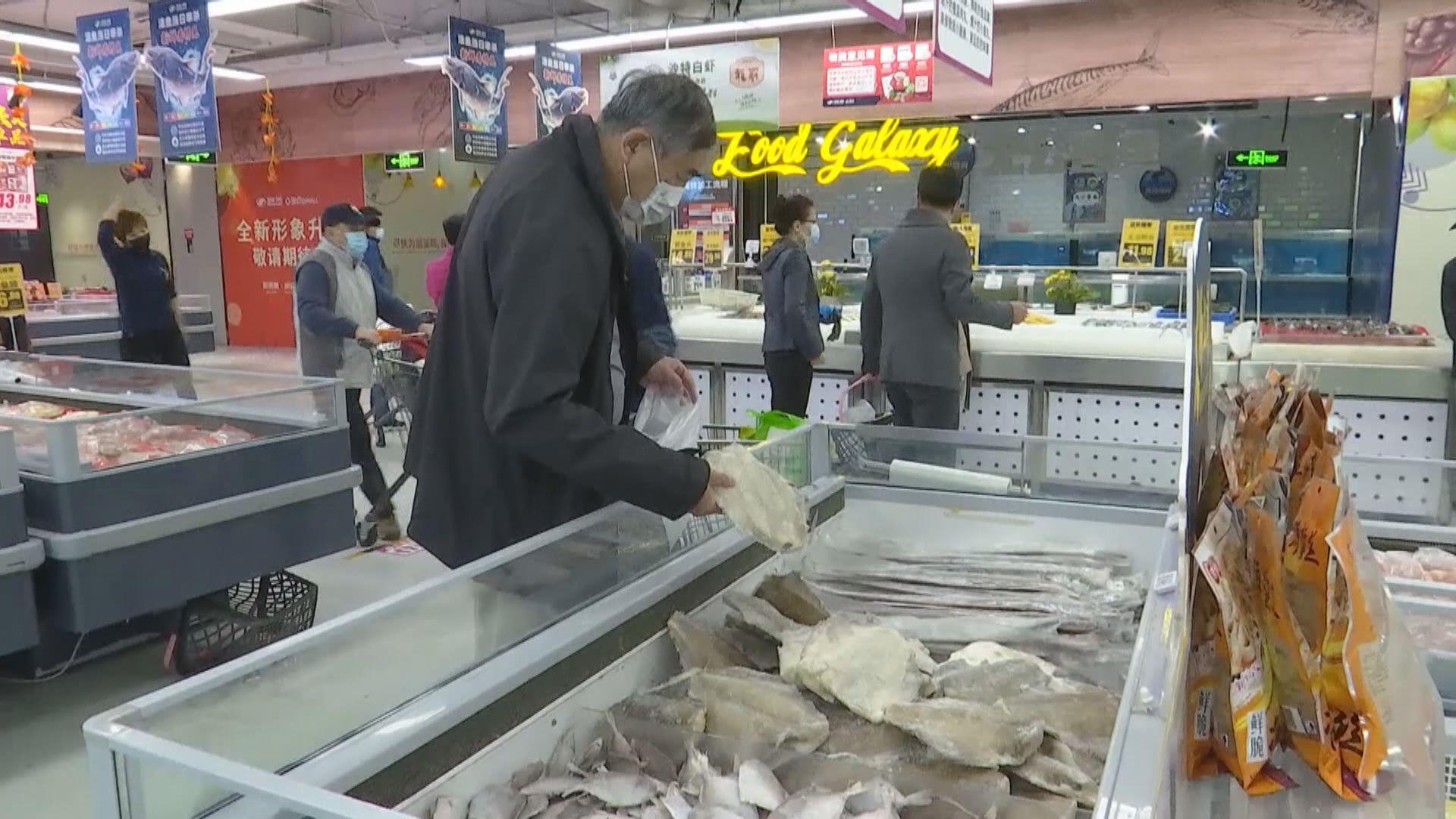 天津再多一名無症狀感染者涉食品冷藏庫