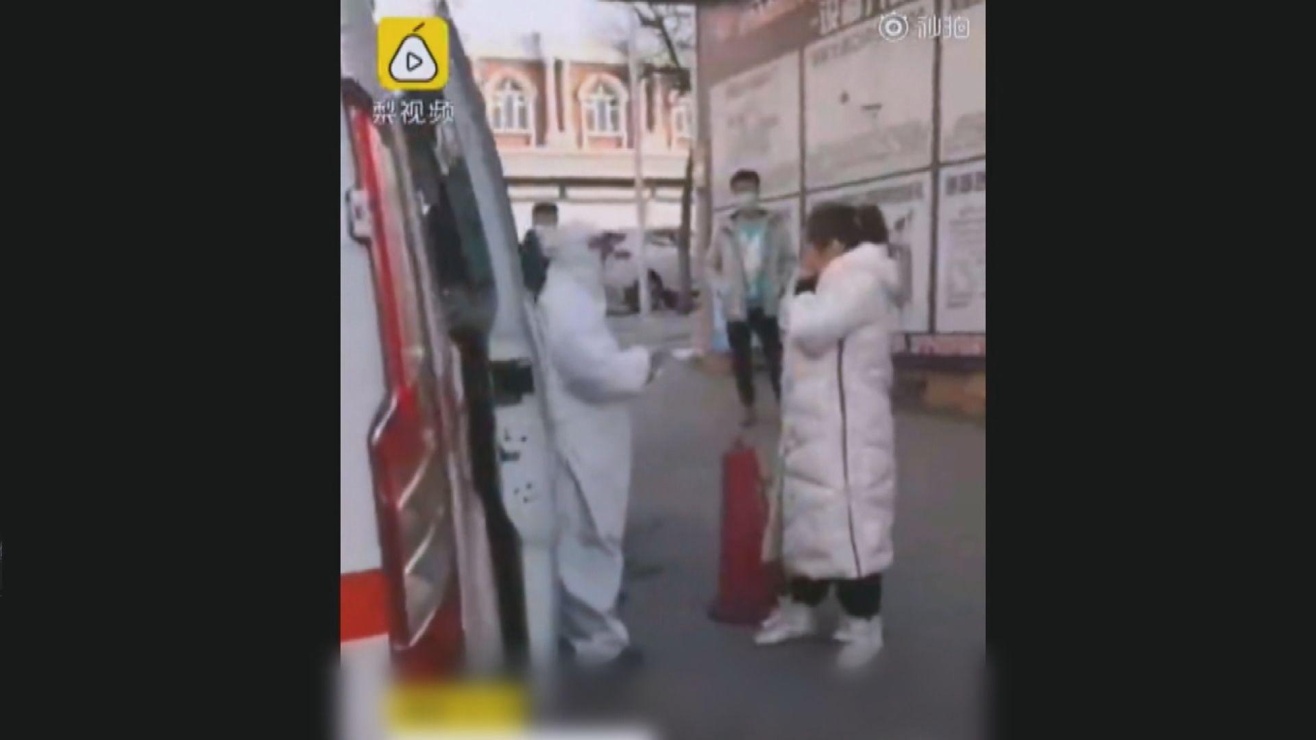 黑龍江新增兩宗本土確診 兩市啟動全民核酸檢測