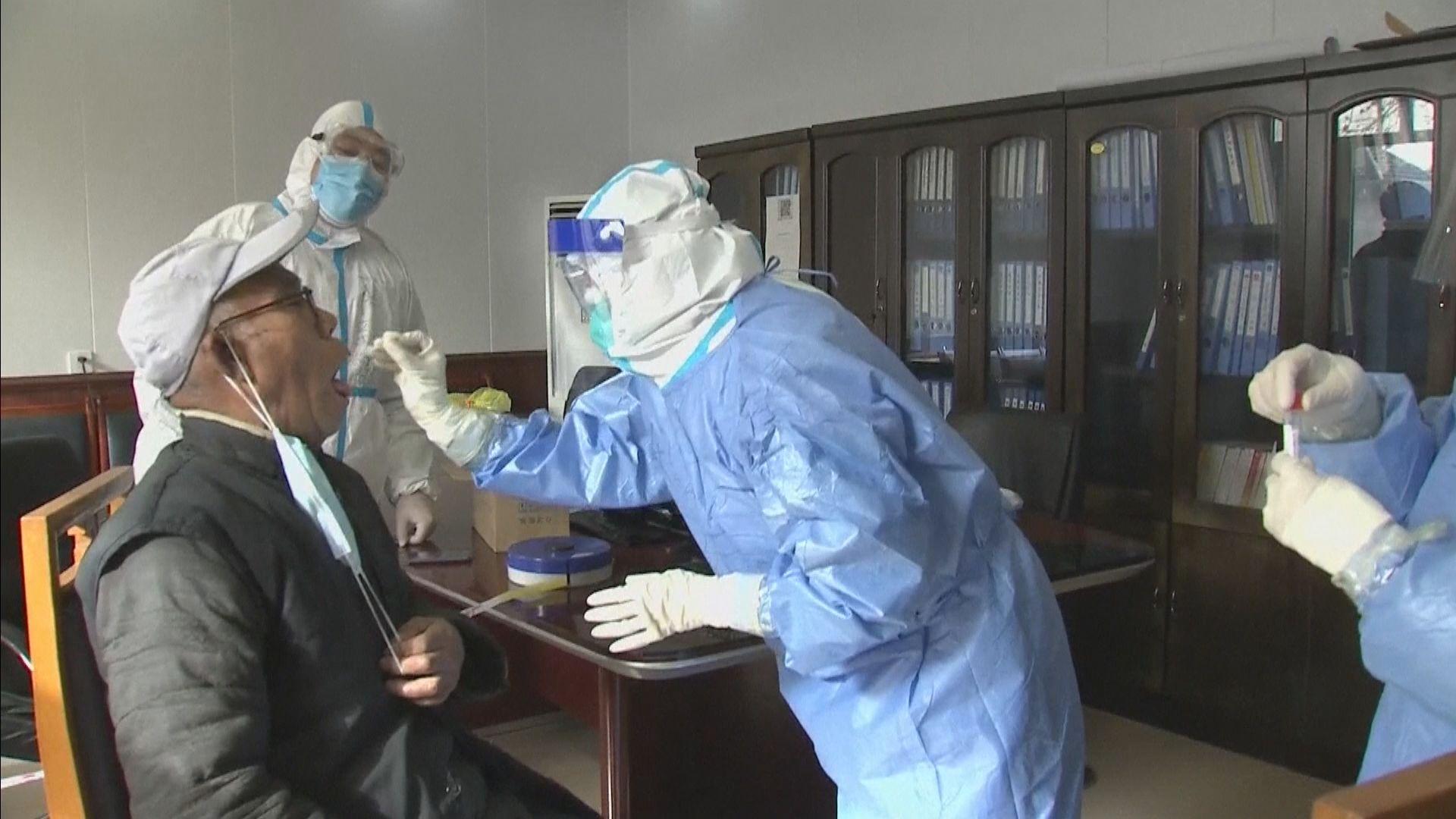 內地新增107宗本土新冠病毒確診 河北佔90宗