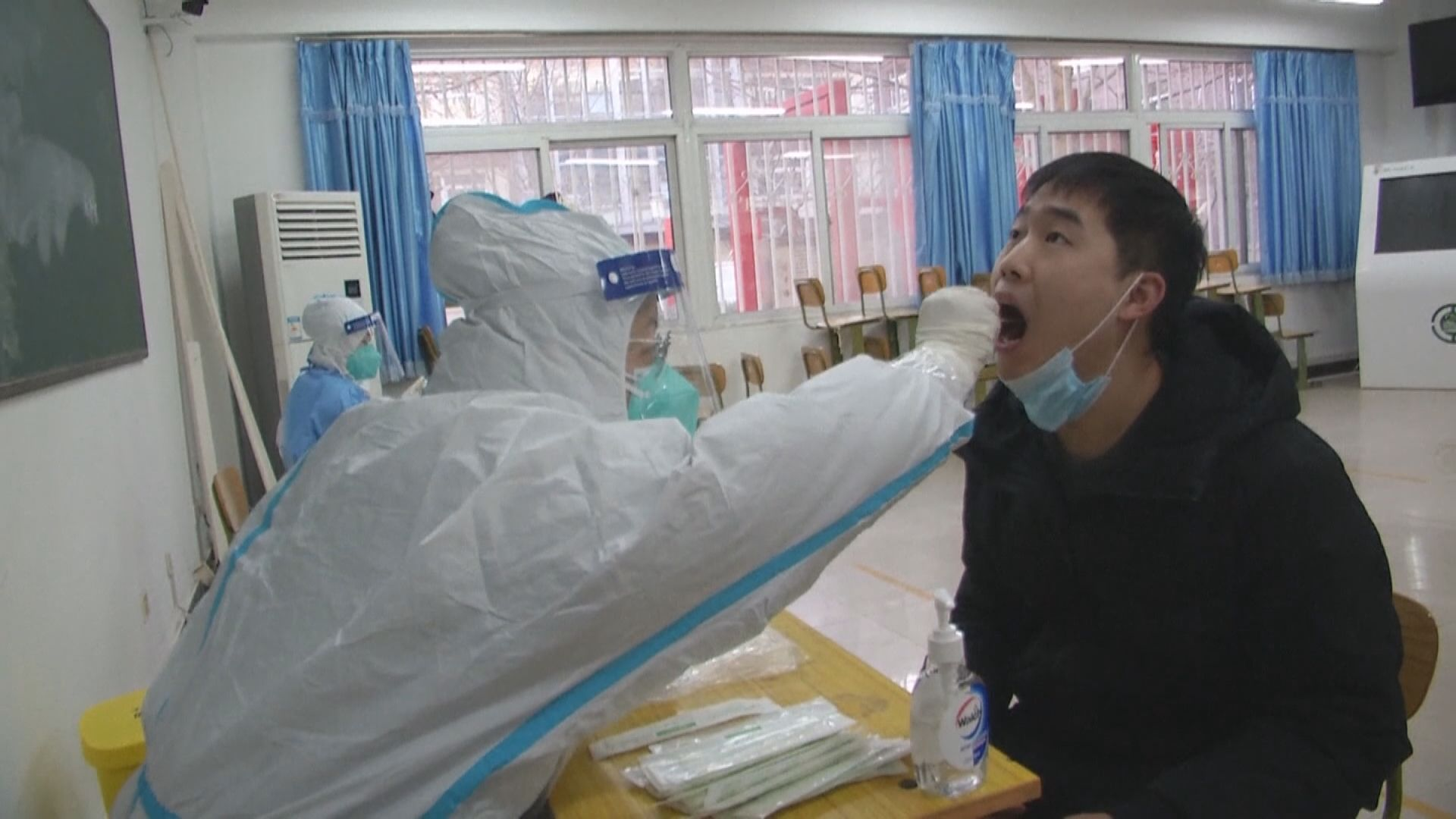 內地周一增106宗本土確診個案 四成在吉林