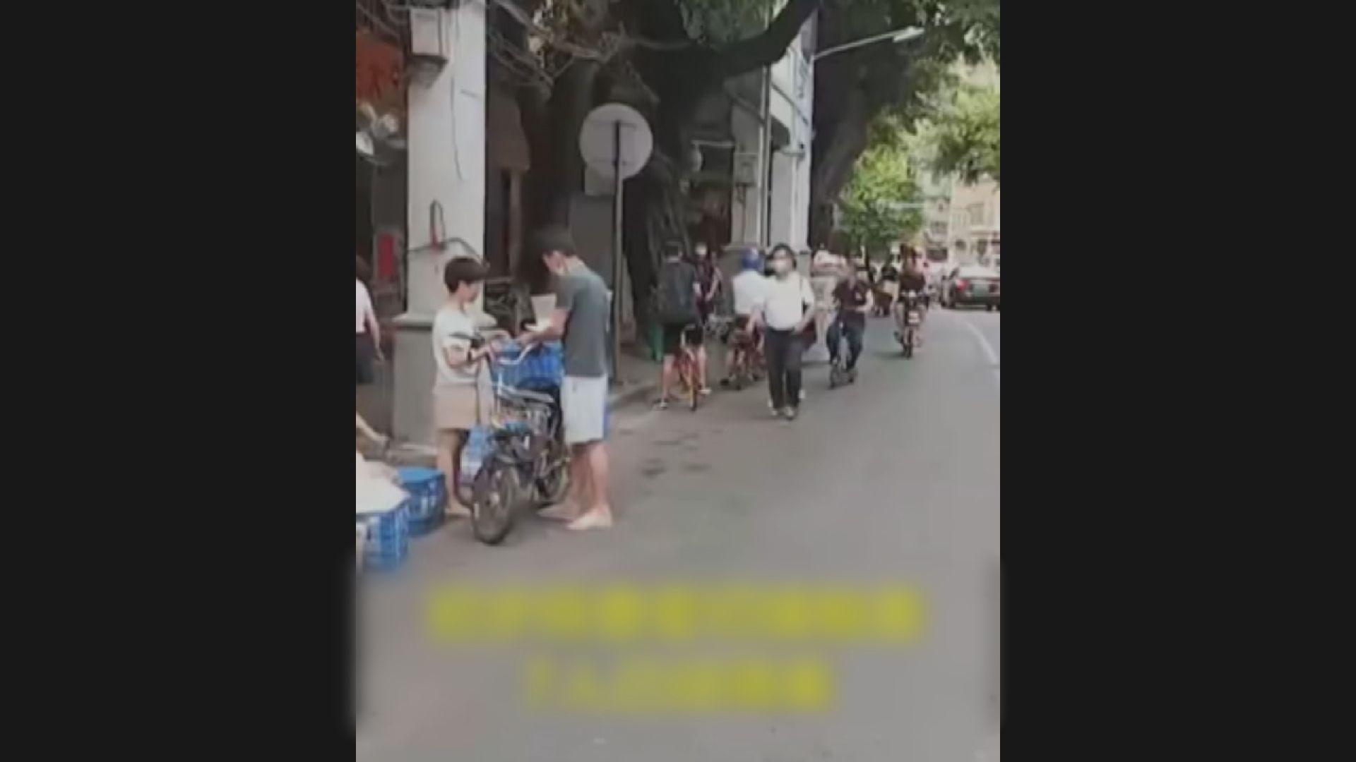 廣州荔灣確診女子的丈夫為無症狀感染者