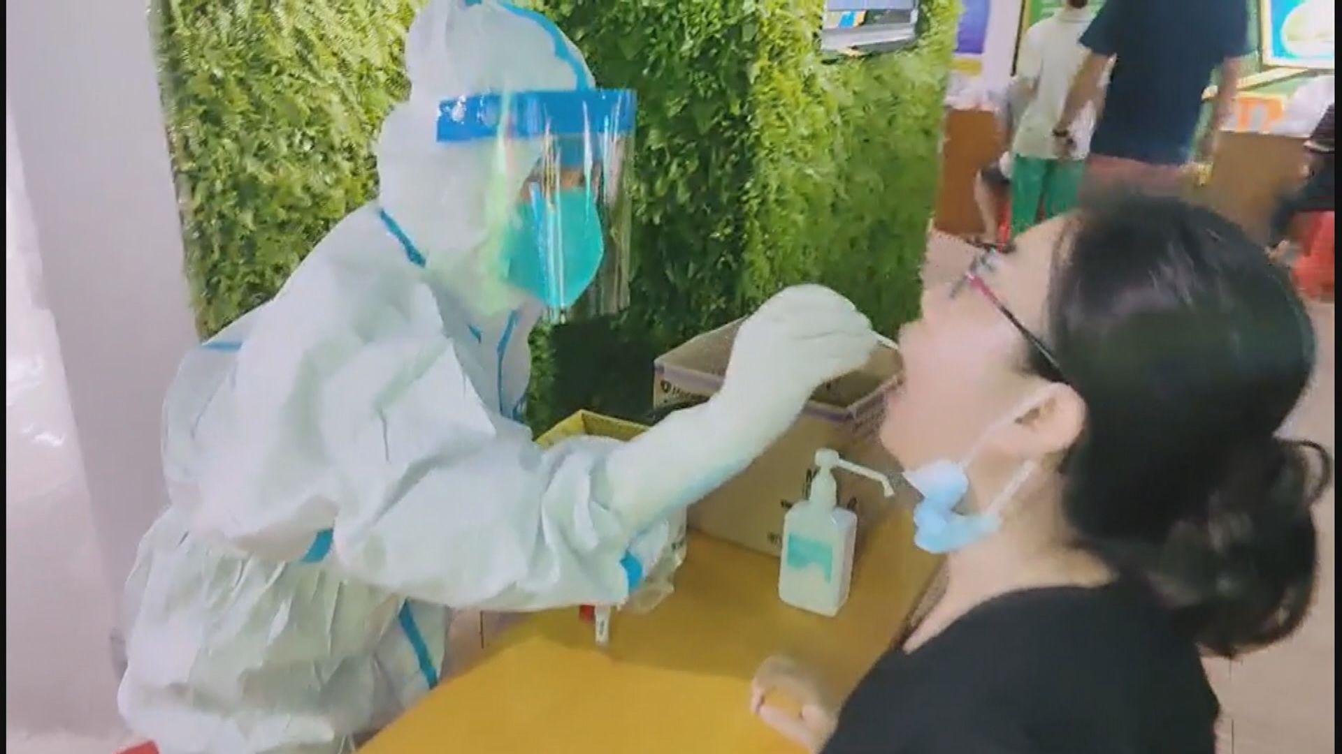 廣州現12宗感染 越秀海珠兩區展開大規模核酸檢測