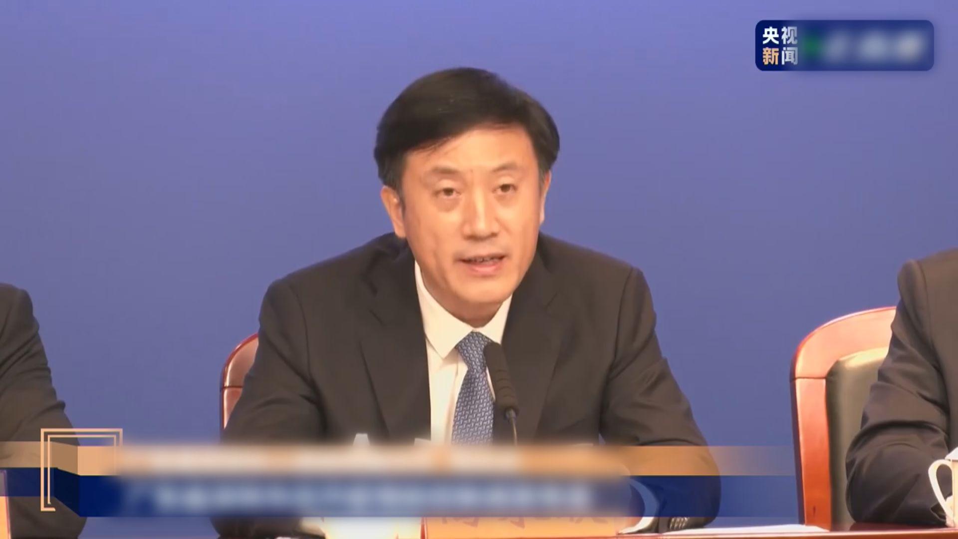 深圳副市長:疫情可控制 大規模擴散風險較低
