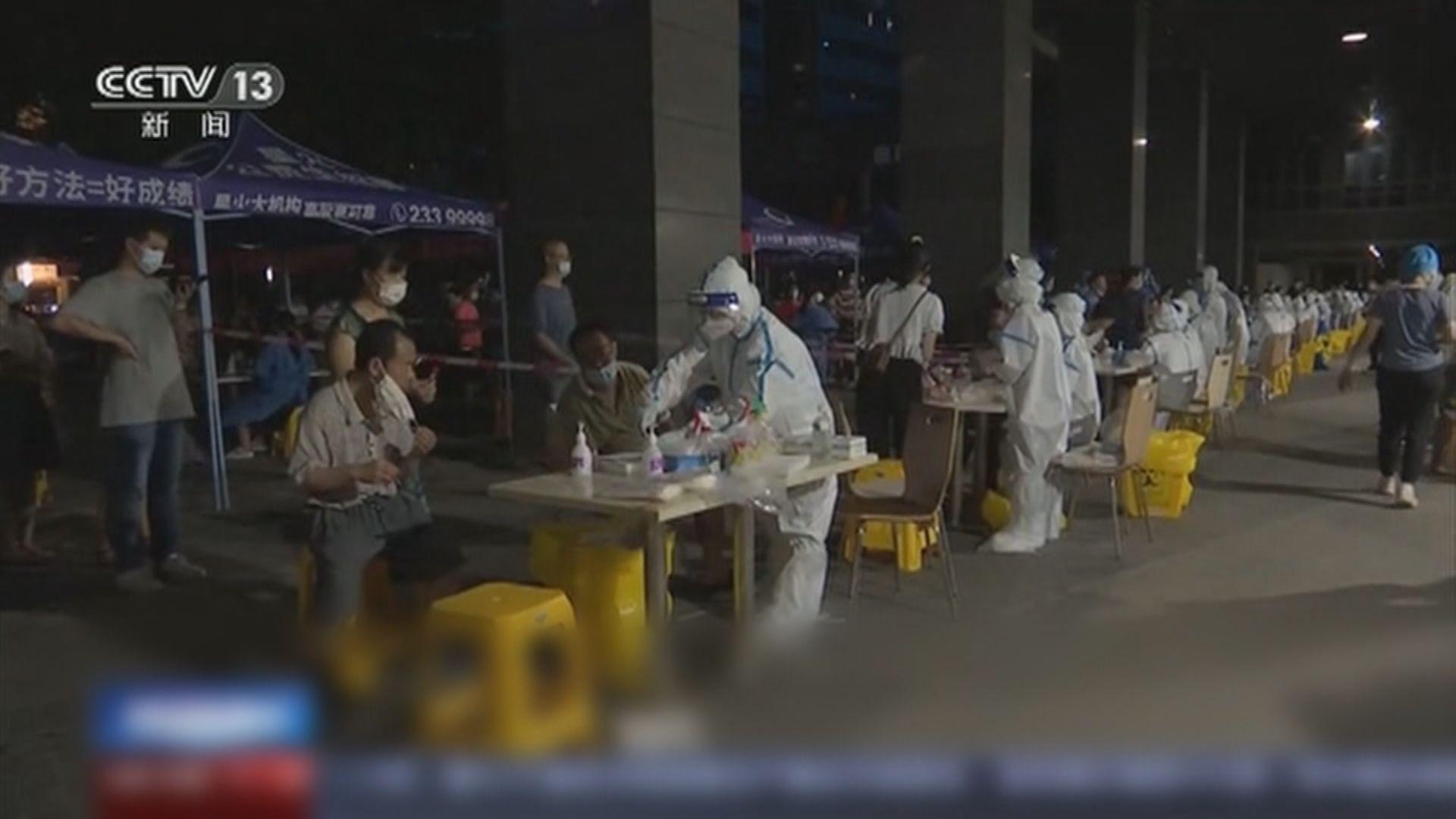 離開深圳東莞須持48小時內核酸檢測陰性證明