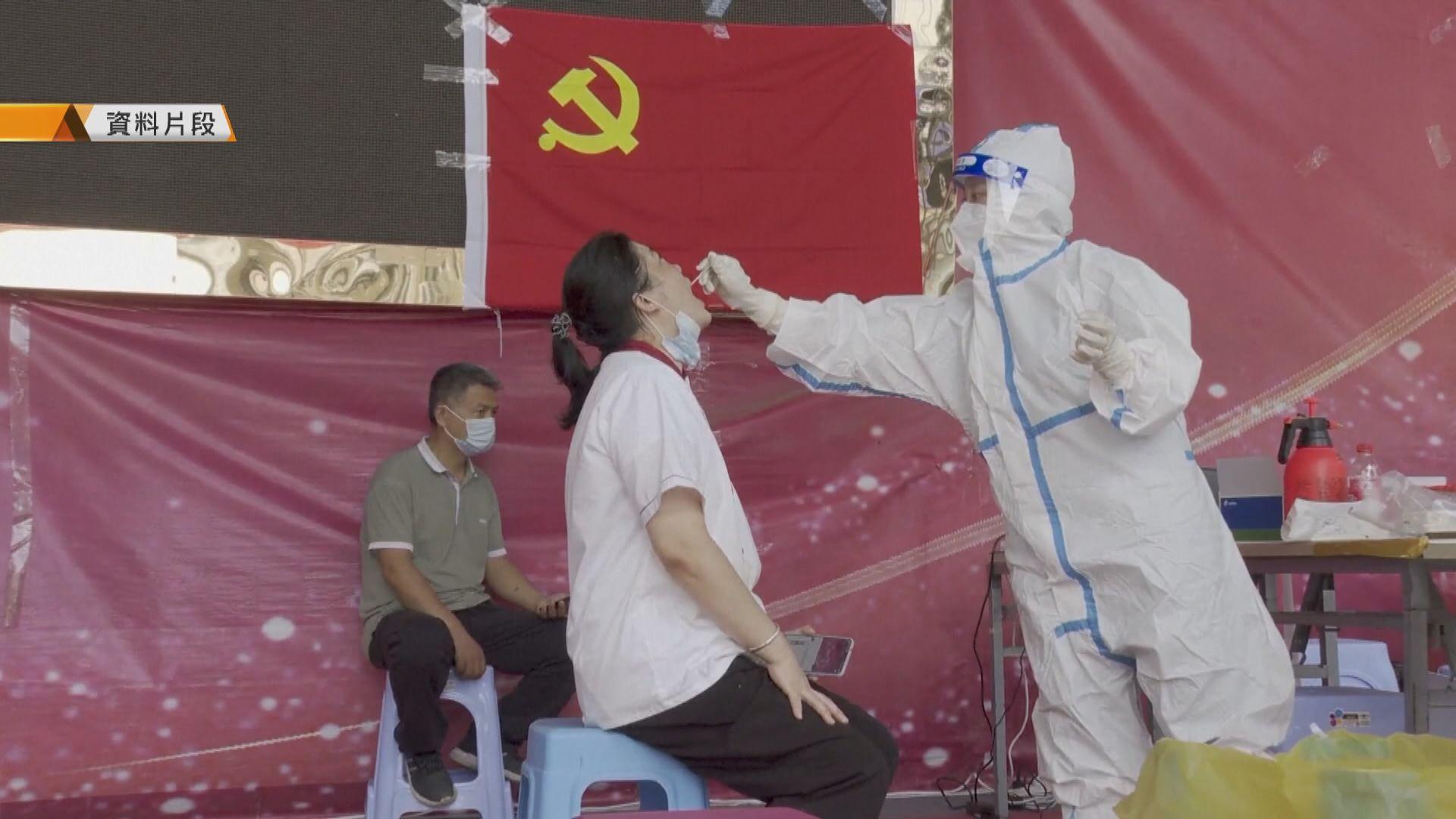 雲南新增八宗新冠病毒本地確診個案