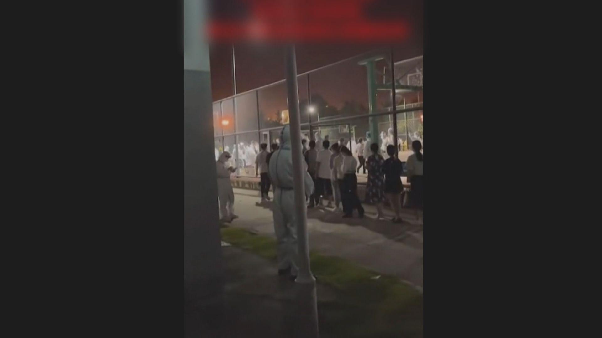 南京祿口機場九名工作人員檢測呈陽性