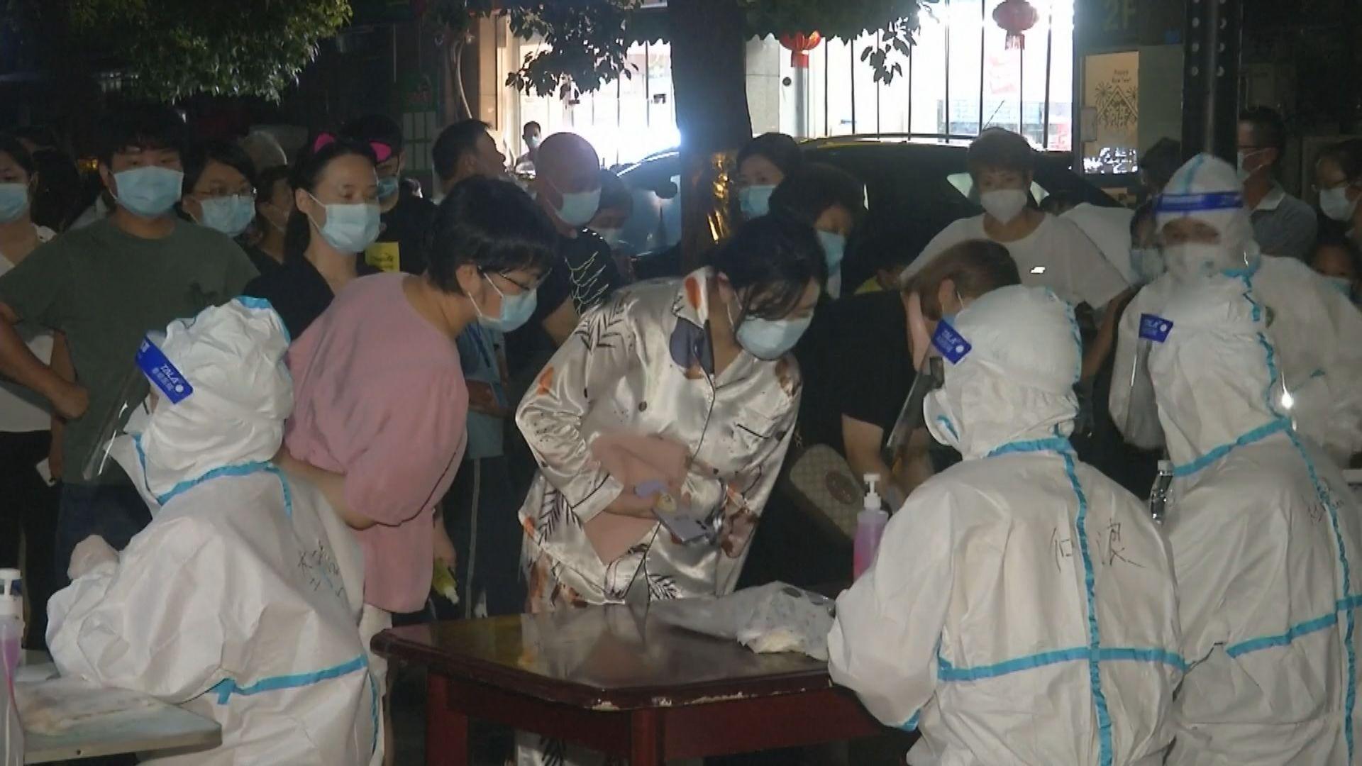 內地增48宗新冠確診 當中12宗本土病例均在南京