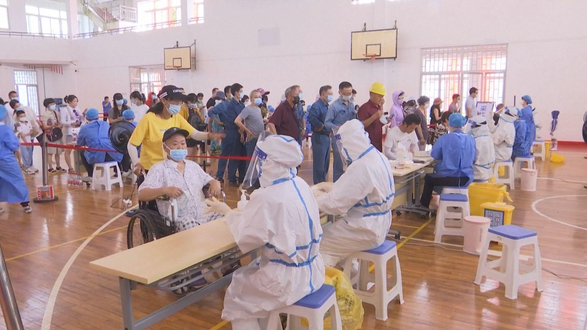 內地增71宗確診 北京一名入境外交人員確診