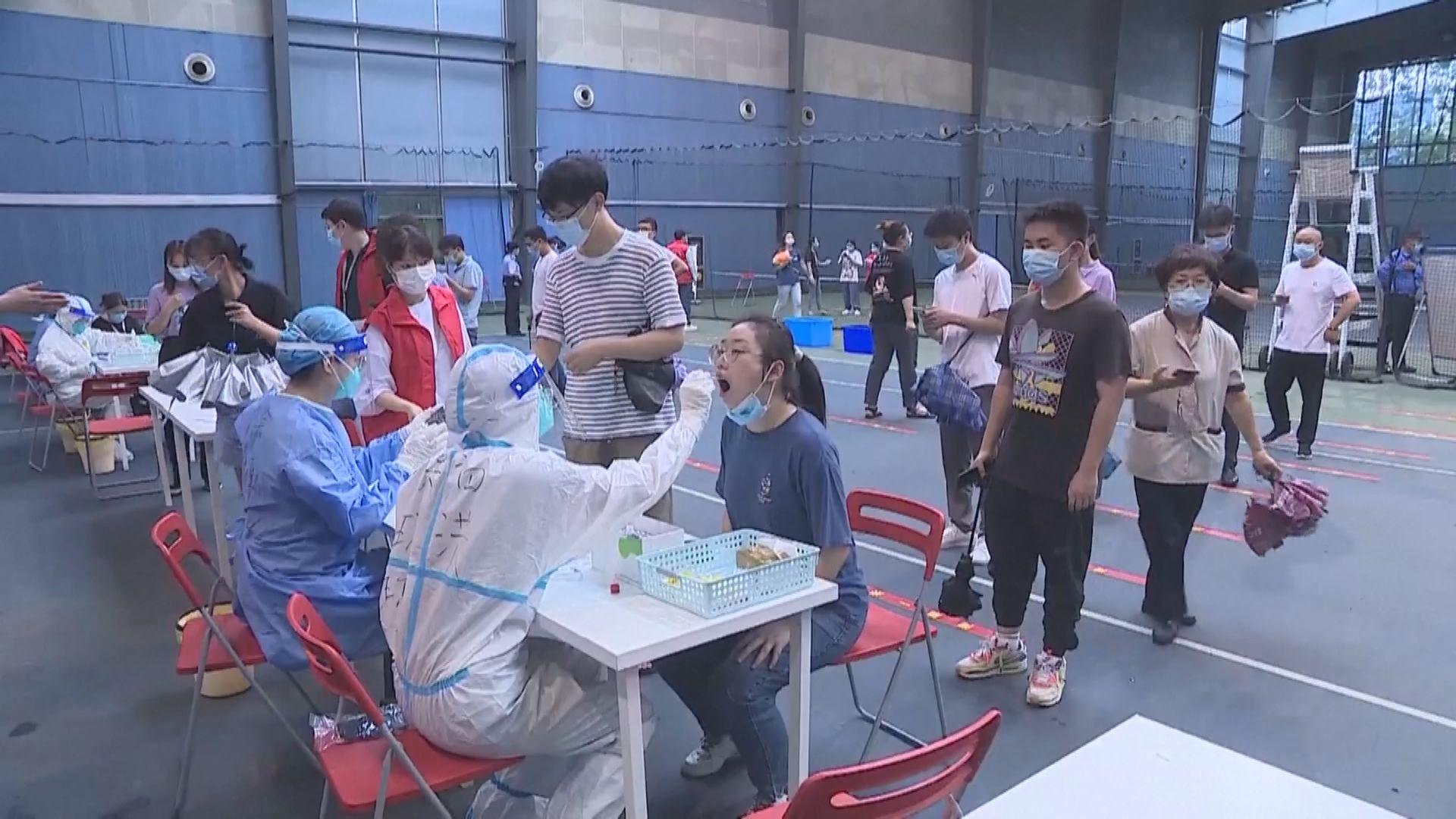 內地增21宗新冠本土病例 南京疫情擴散到多個省市