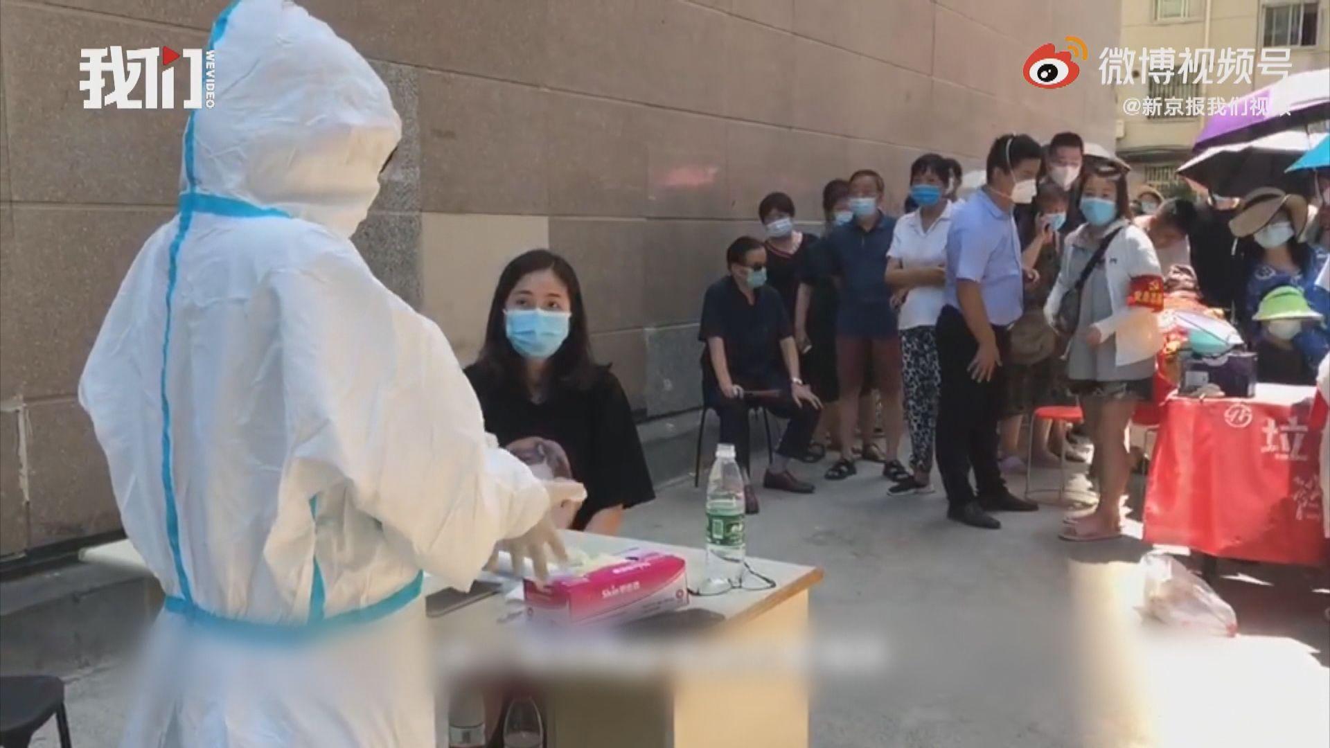 內地新增53宗新冠病毒本土確診病例