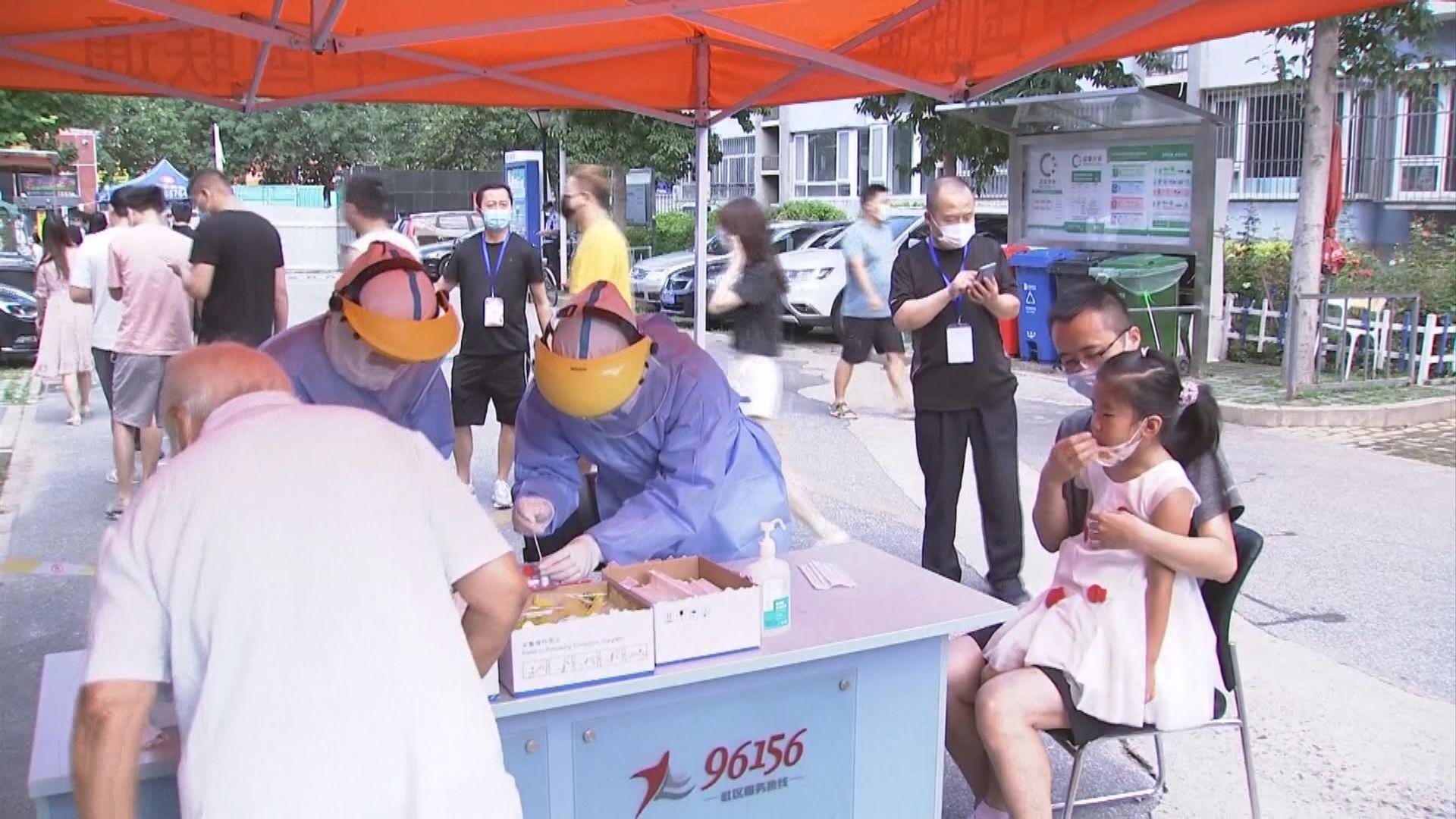 內地新增近百宗新冠病毒確診 本土病例佔55宗
