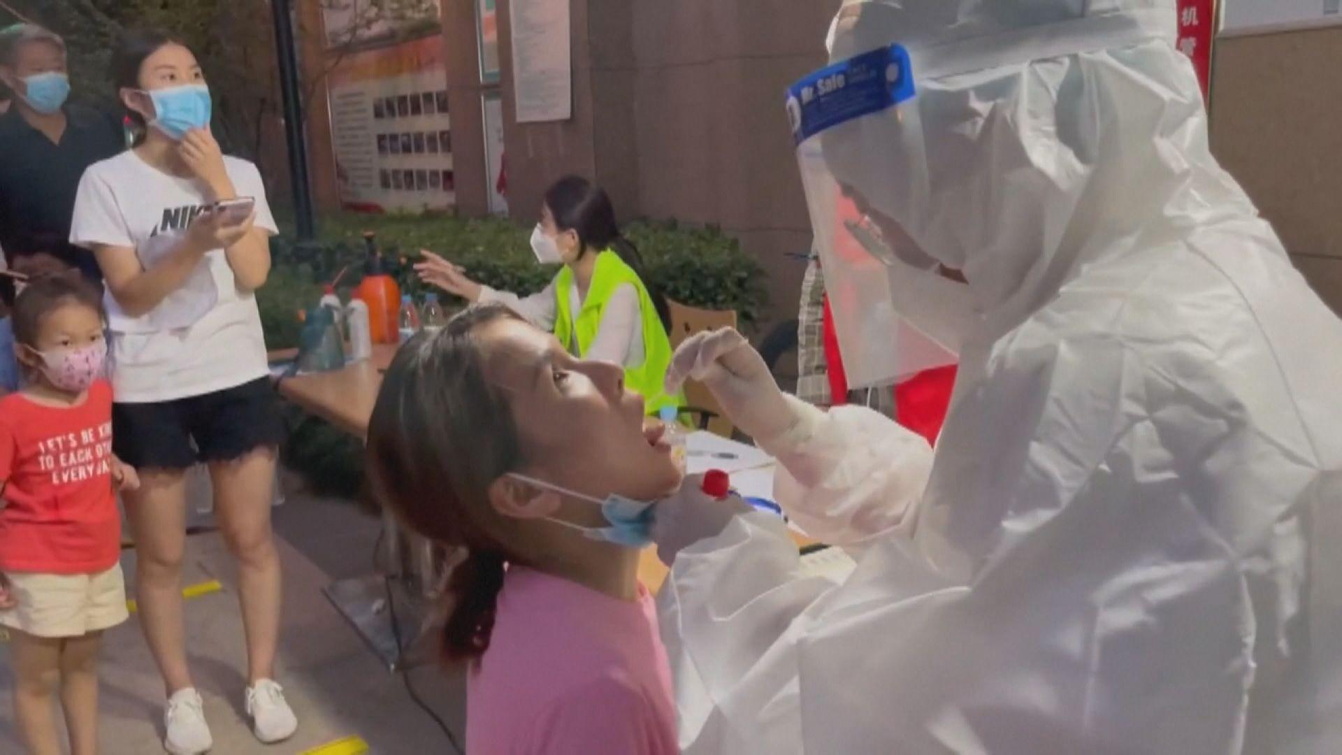 南京疫情傳播鏈蔓延十多省 北京收緊防疫措施