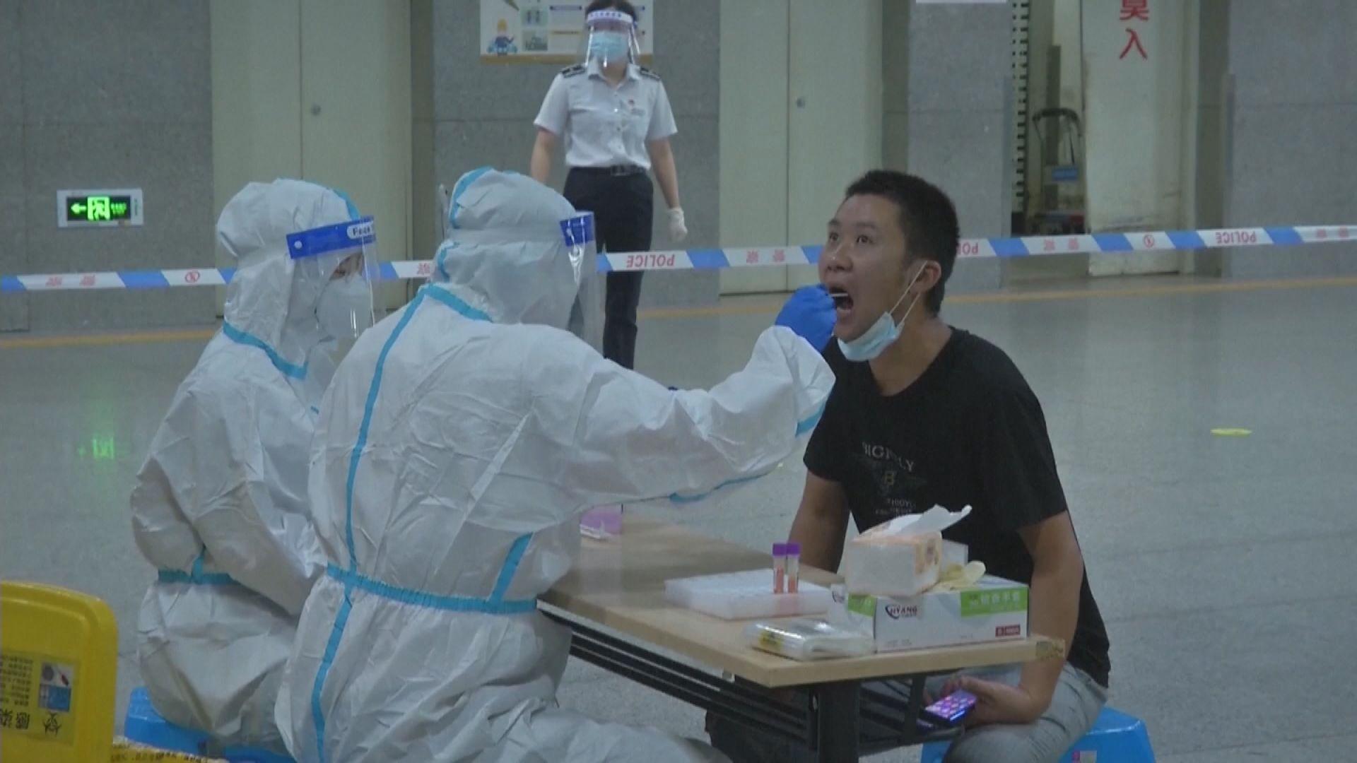 揚州通報1宗異常陽性個案 過去10次核酸檢測均呈陰性