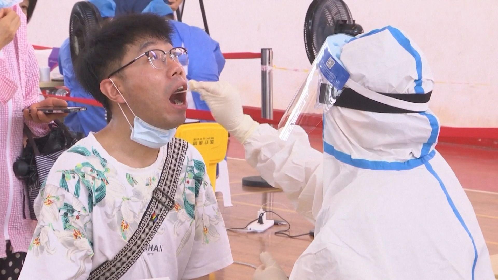 內地新增兩宗新冠本土病例 上海浦東機場再增確診