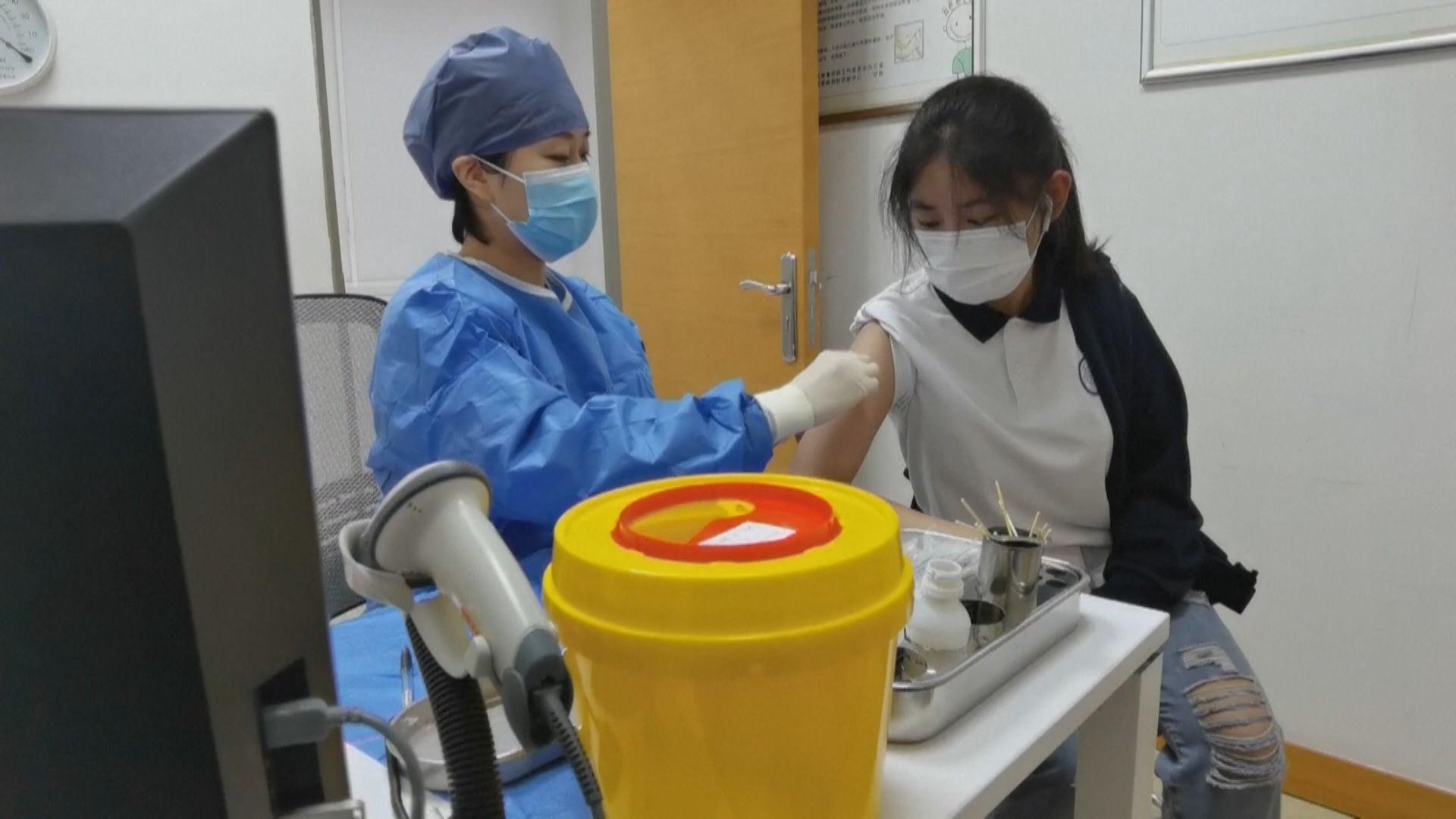 內地新冠疫苗覆蓋76%人口 高危人群可接種加強針