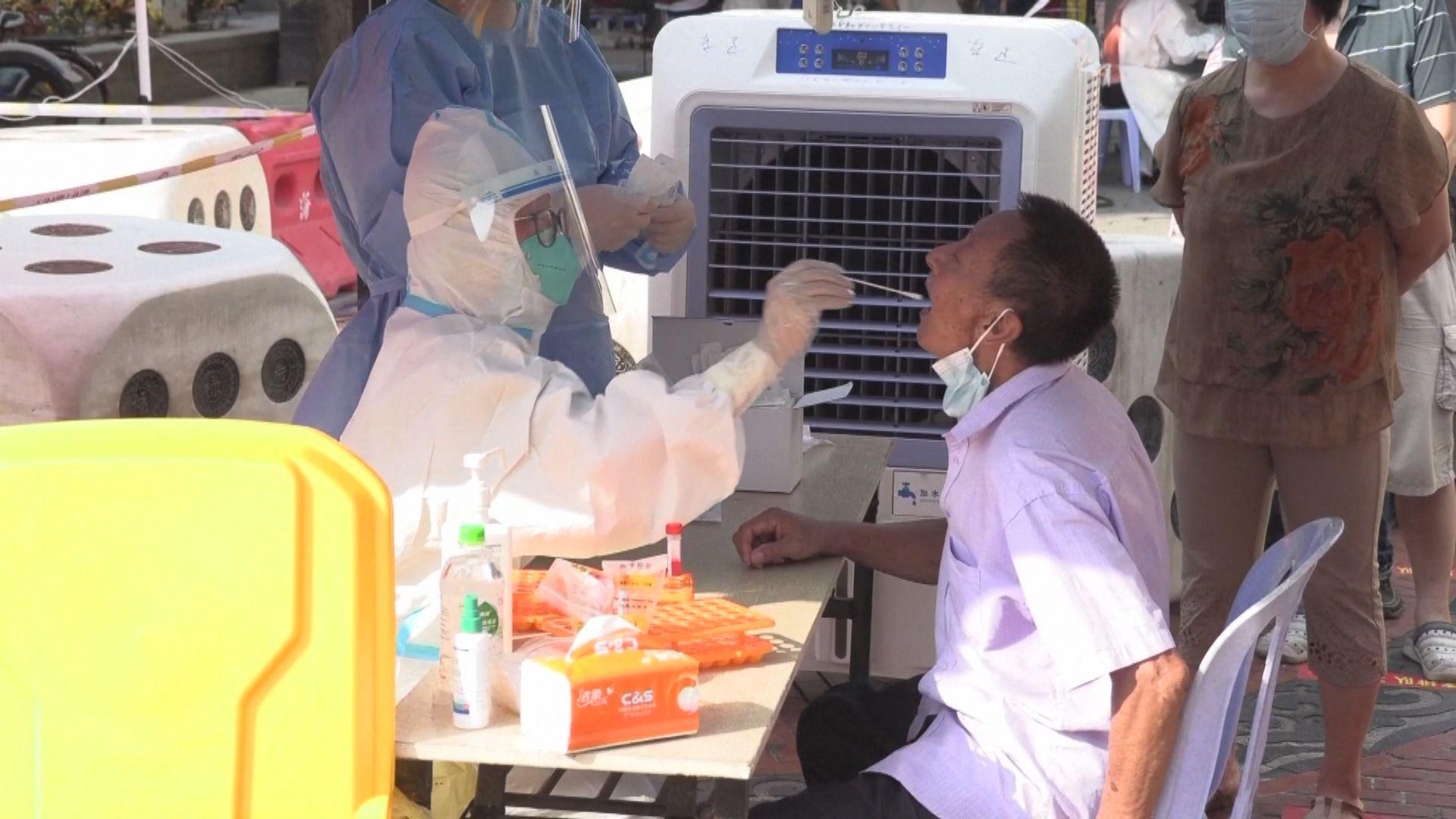 內地新增62宗新冠病毒本土病例 集中在福建