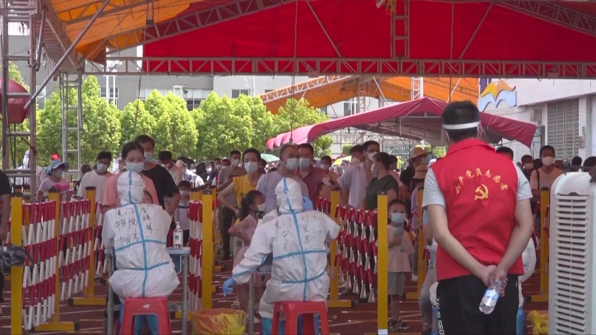 內地增16宗新冠本土病例 分布在福建及黑龍江