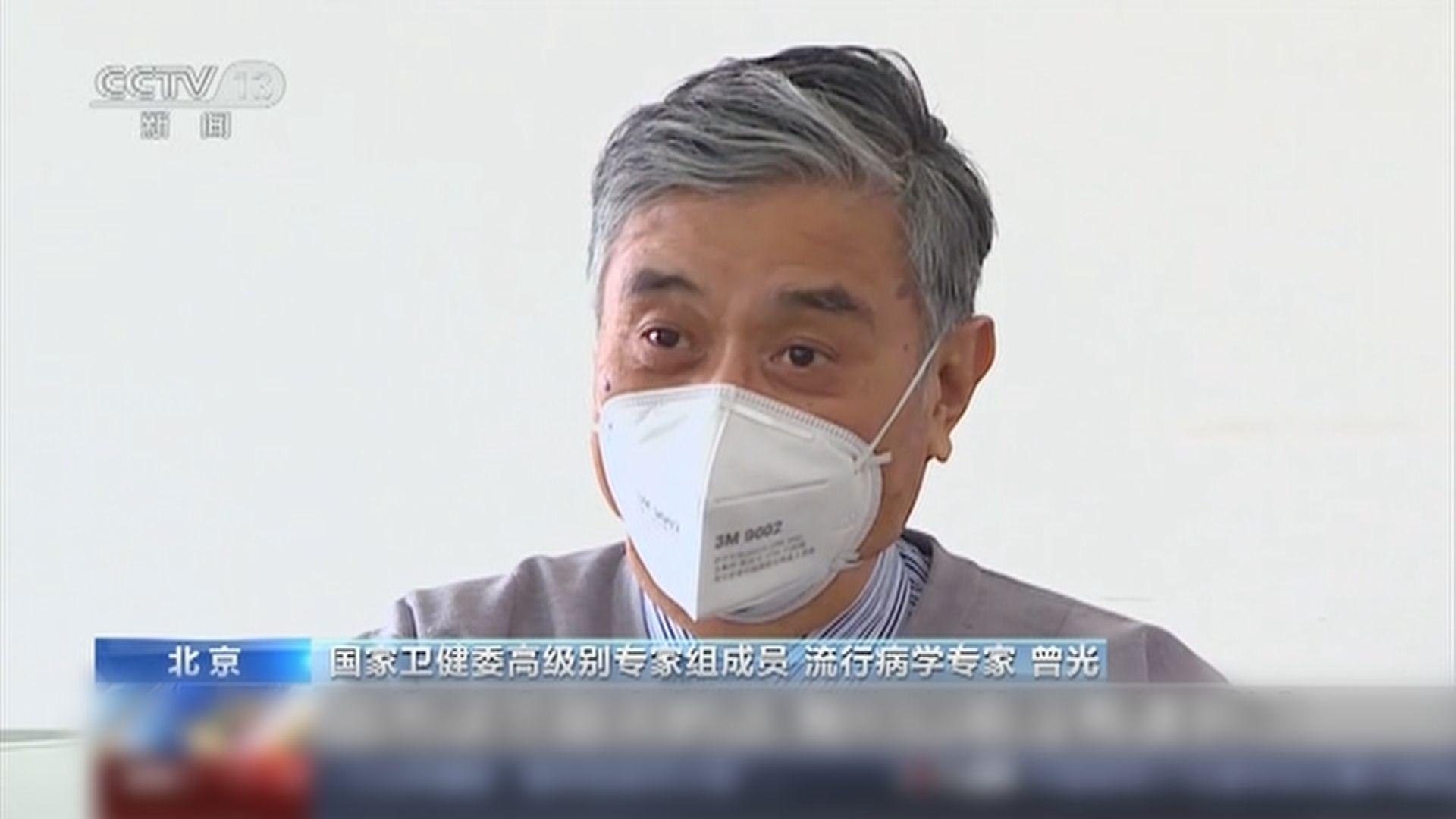 內地專家建議病人不要湧到醫院發熱門診看病