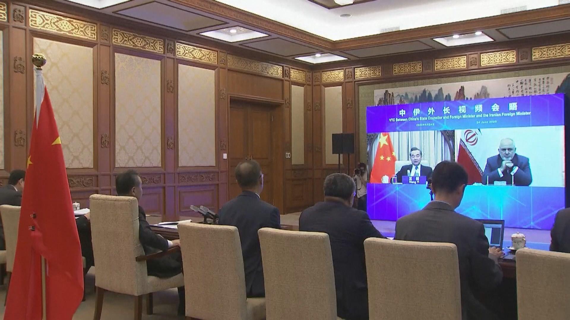王毅批評有個別國家將疫情政治化