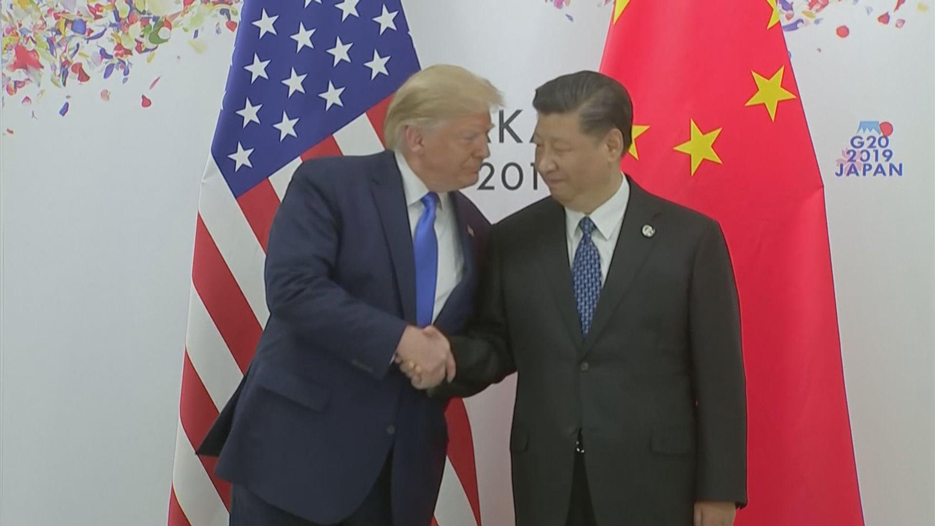 特朗普揚言切斷美中關係 北京:保持關係有利世界和平
