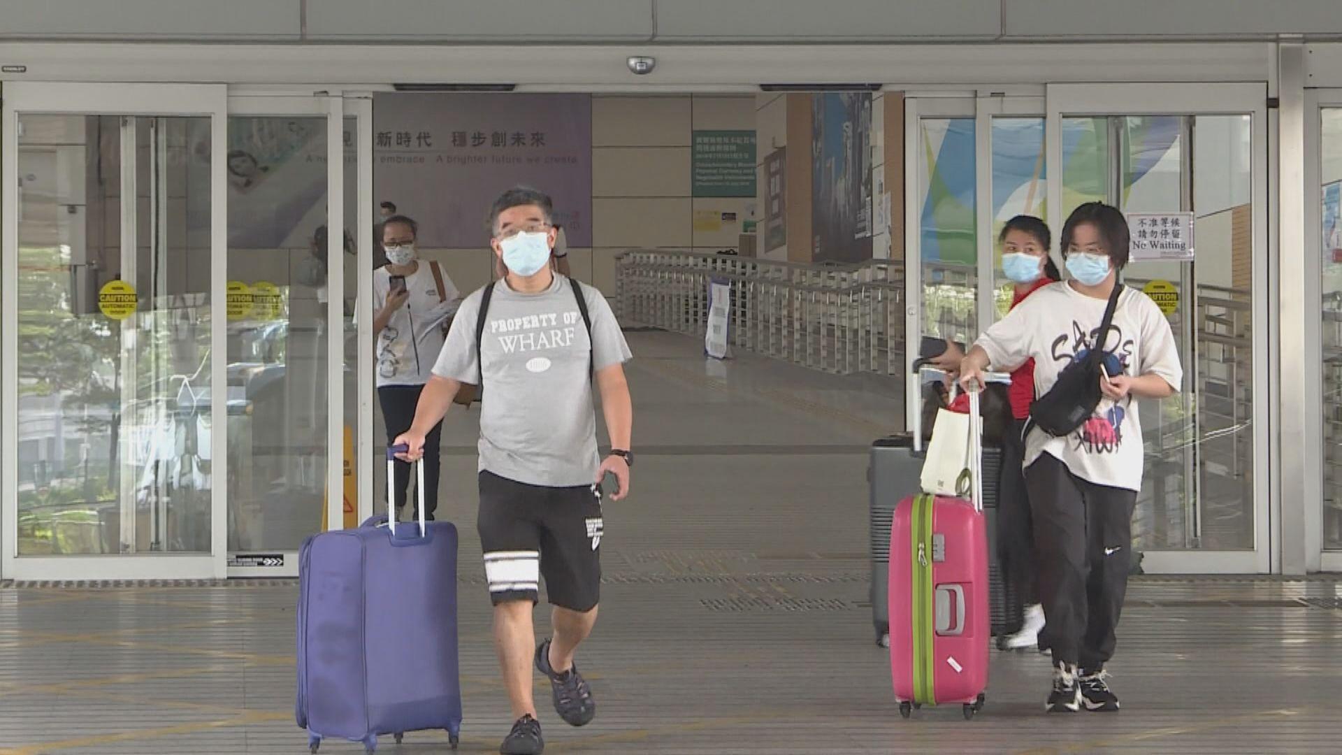 李家超:不希望通關為內地增風險 本港會強化防疫措施