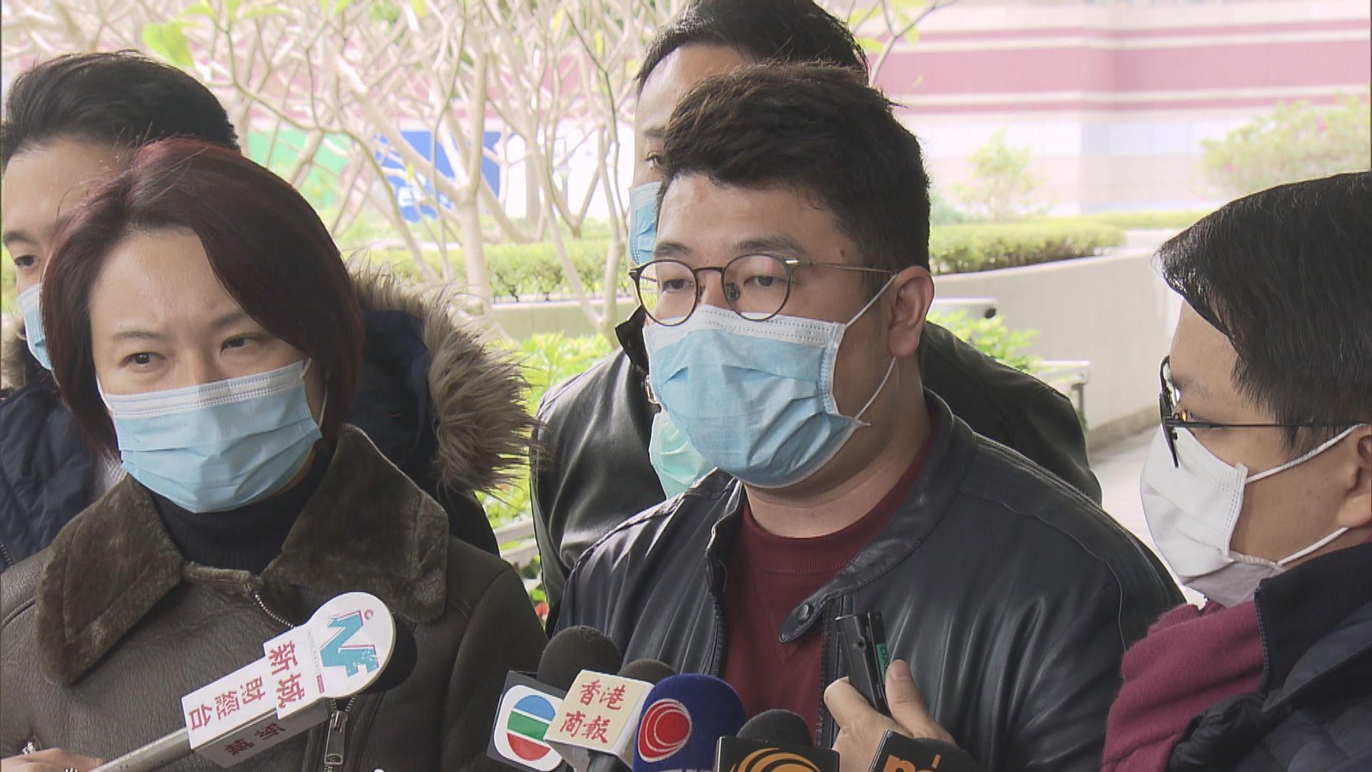 劉國勳:政府承諾不使用暉明邨作隔離營