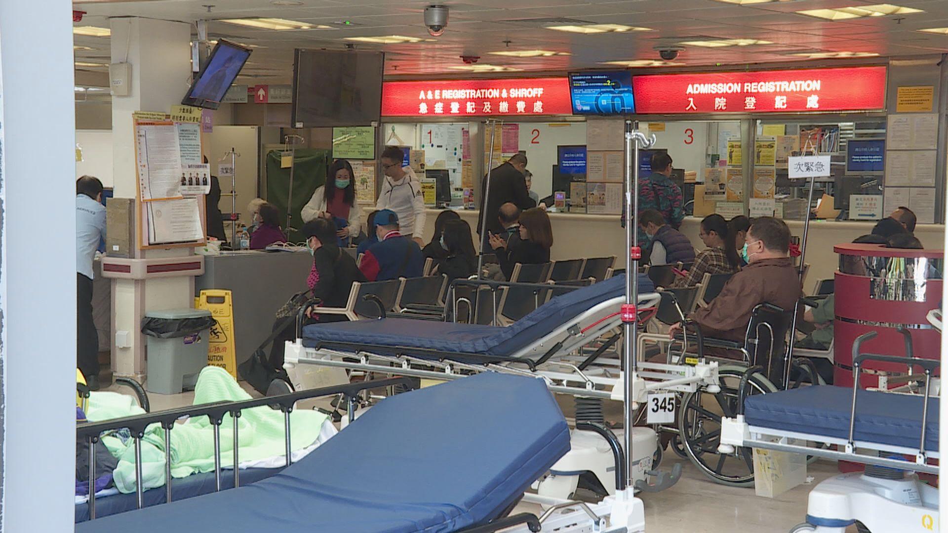 本港再多2人染新冠病毒後死亡 累計207人