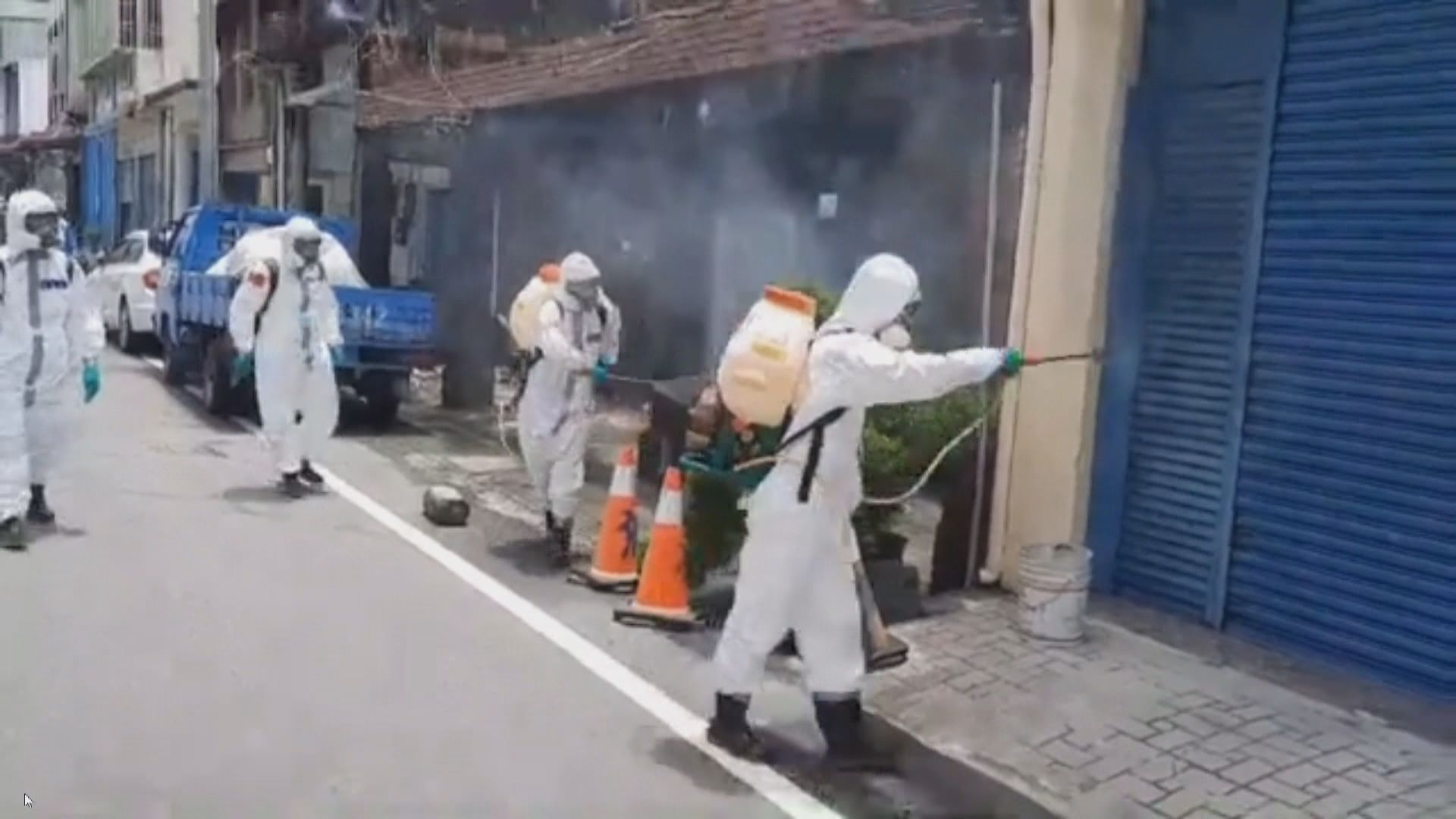 台灣屏東出現新冠變種病毒個案 當局加強防疫