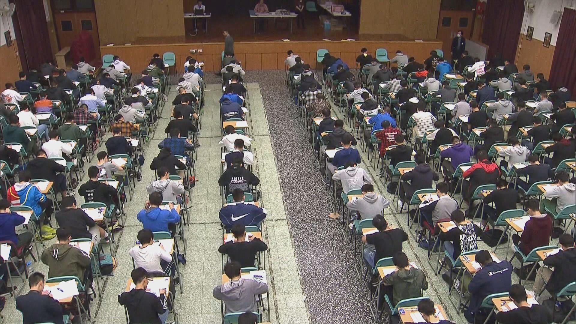 文憑試中文口試五月中舉行 押後至7月15日放榜