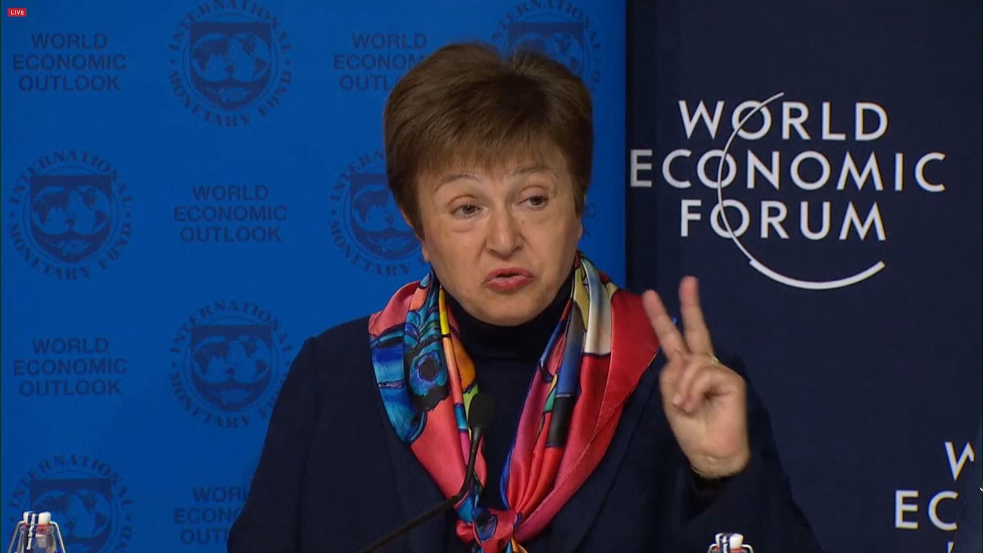 國基會總裁︰經濟欠明顯改善加上肺炎疫情影響全球復甦
