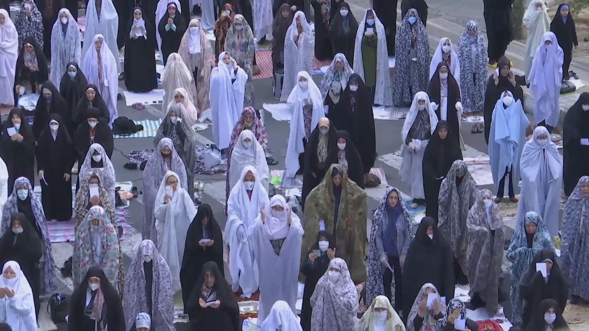 穆斯林迎來開齋節須遵守防疫措施