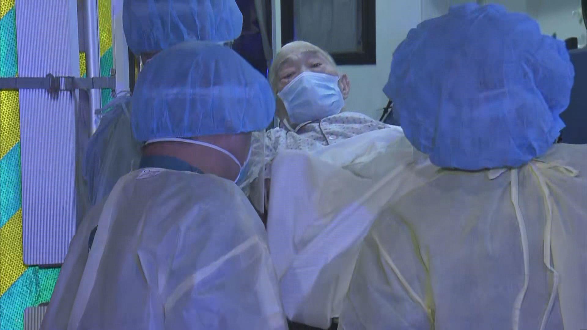 消息:本港新增九宗確診 包括一名元朗護老院院友