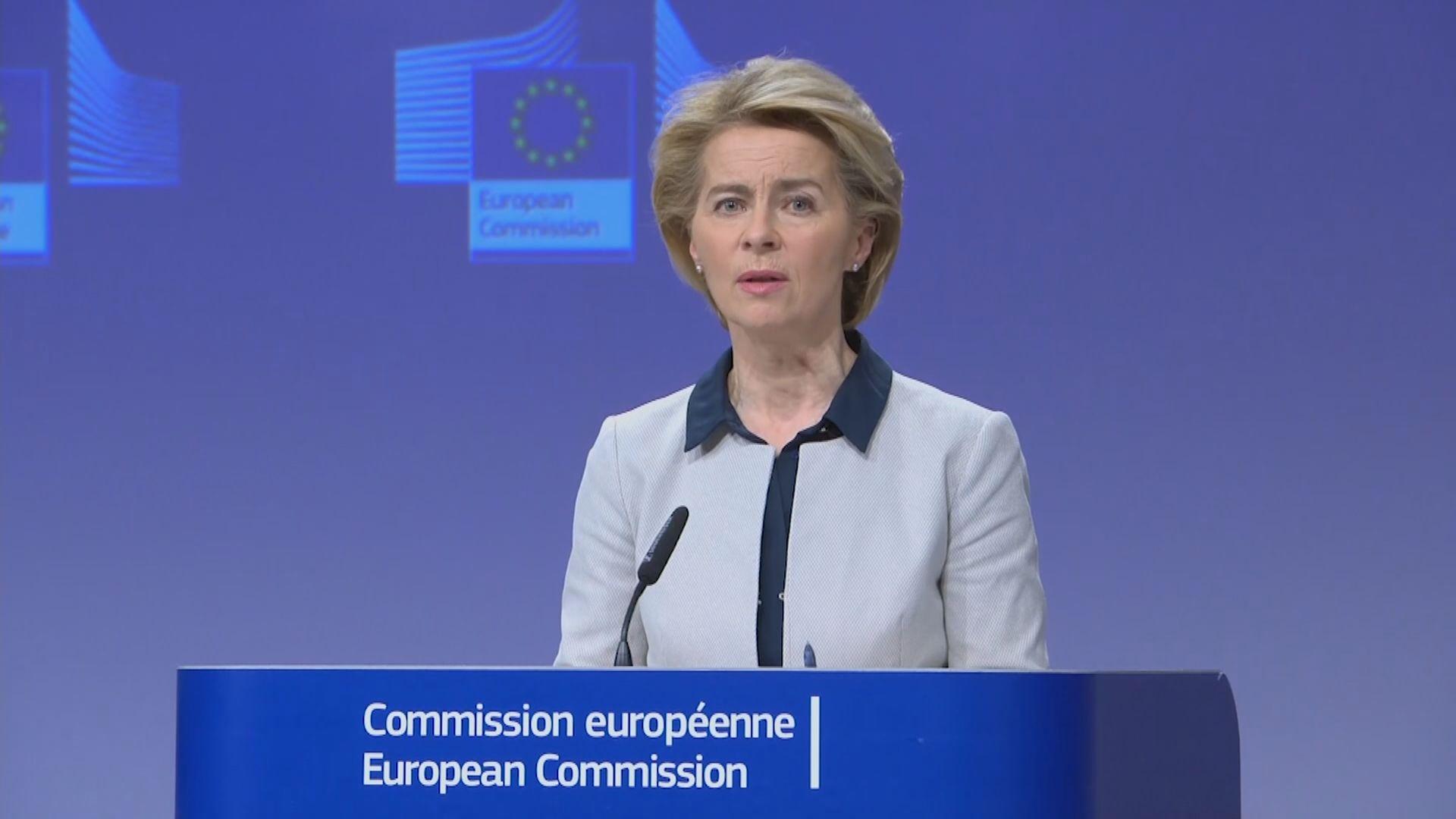 歐洲逾三萬人染病 歐盟籲成員國加強邊境健康檢測