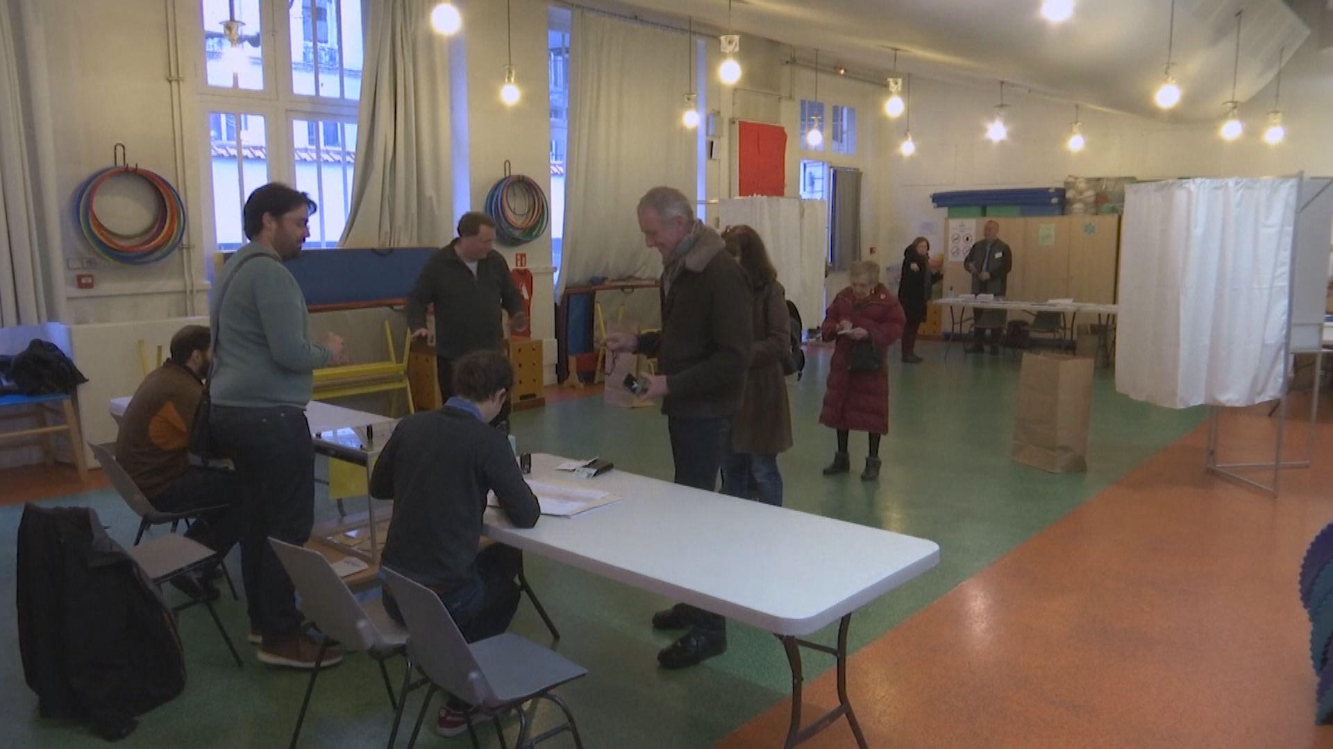 法國地方選舉如期舉行馬克龍受抨擊