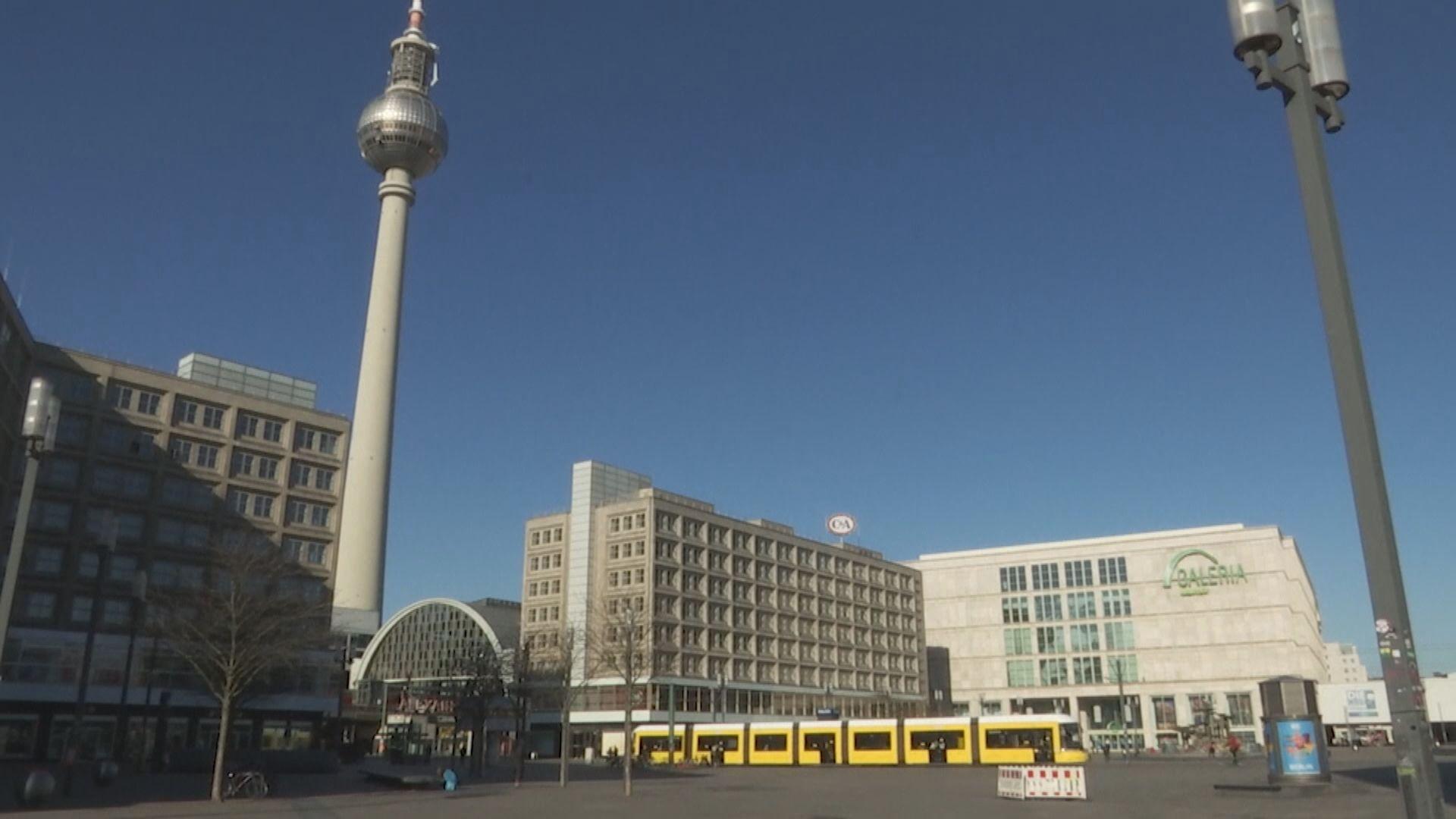 德國教會群組感染人數增至逾107人