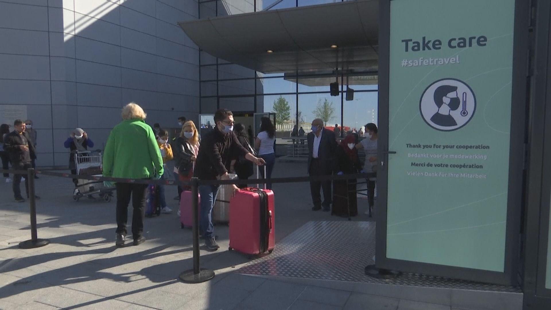 英國及挪威要求由西班牙入境旅客隔離14天