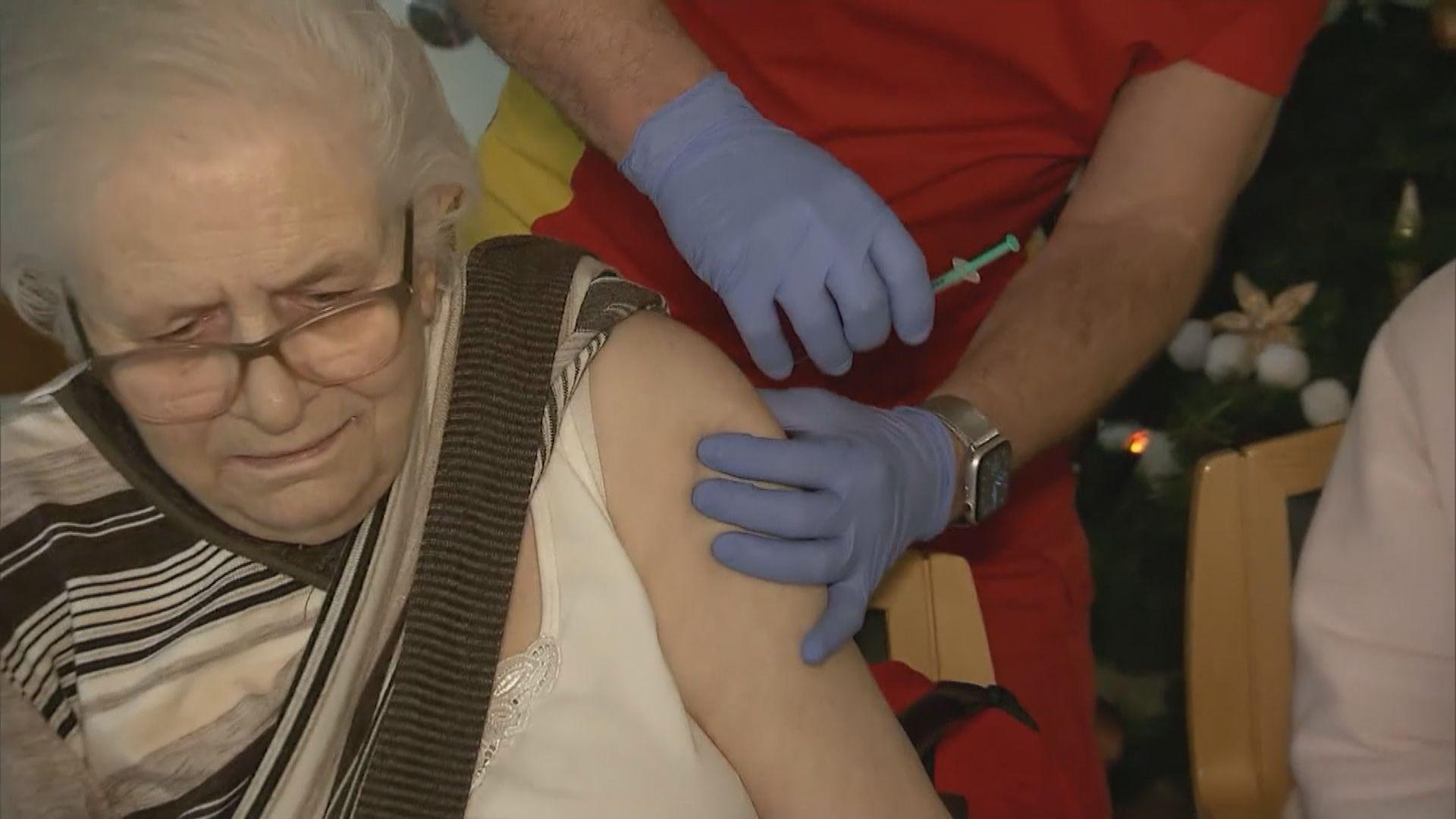 英國批准使用阿斯利康新冠疫苗 最快下周一開始接種