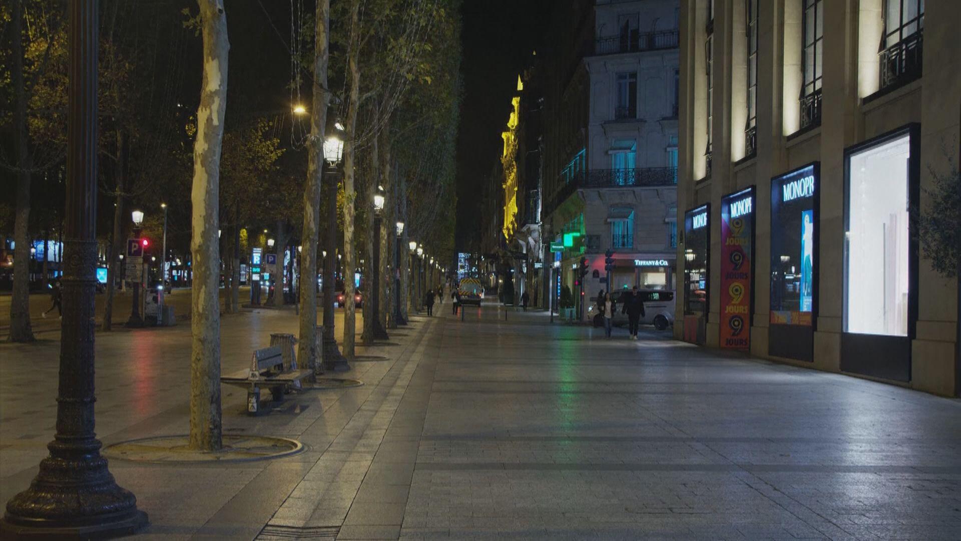 法國德國新增確診病例創單日新高