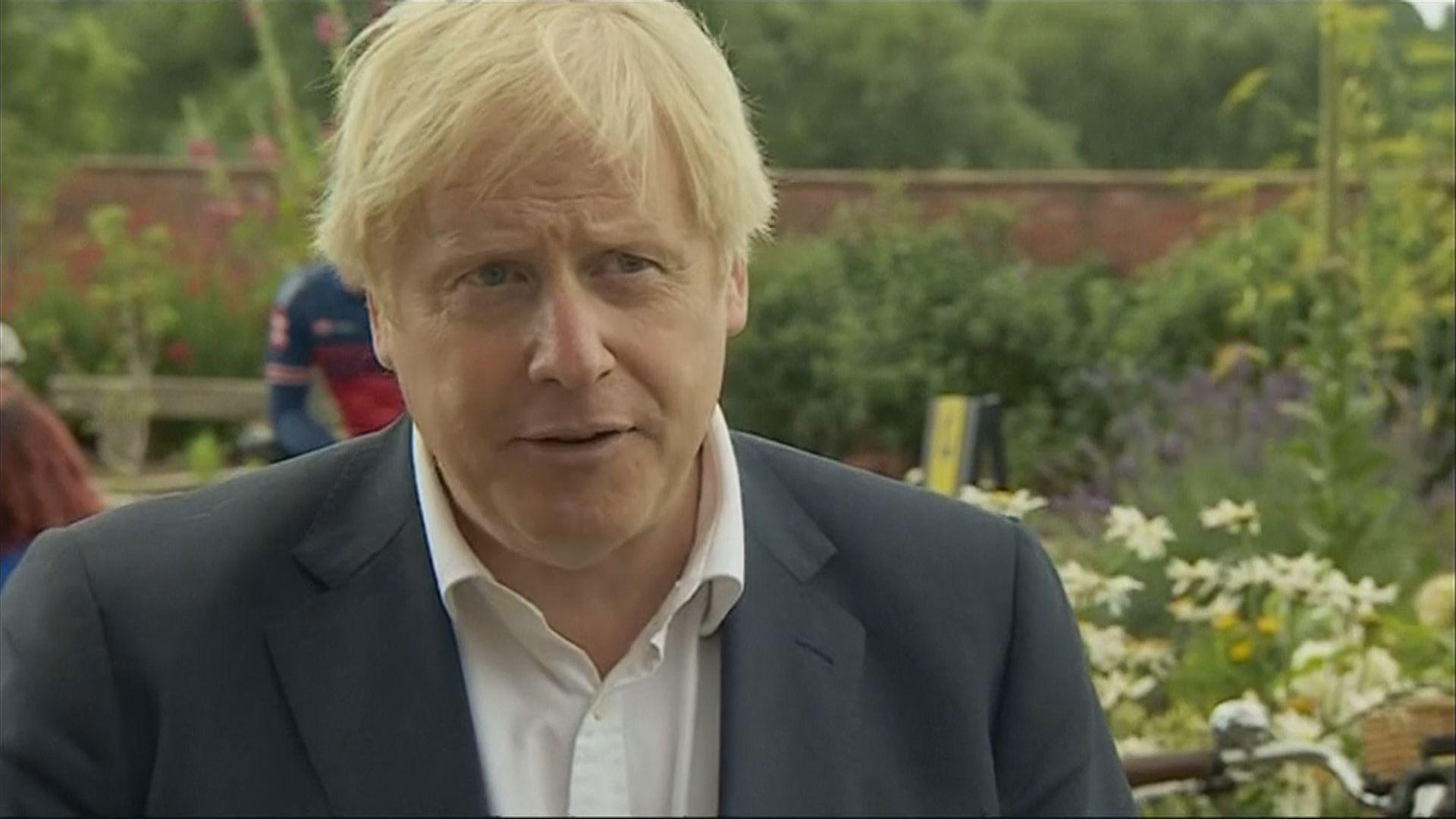 英揆約翰遜警告歐洲部分地區出現第二波疫情