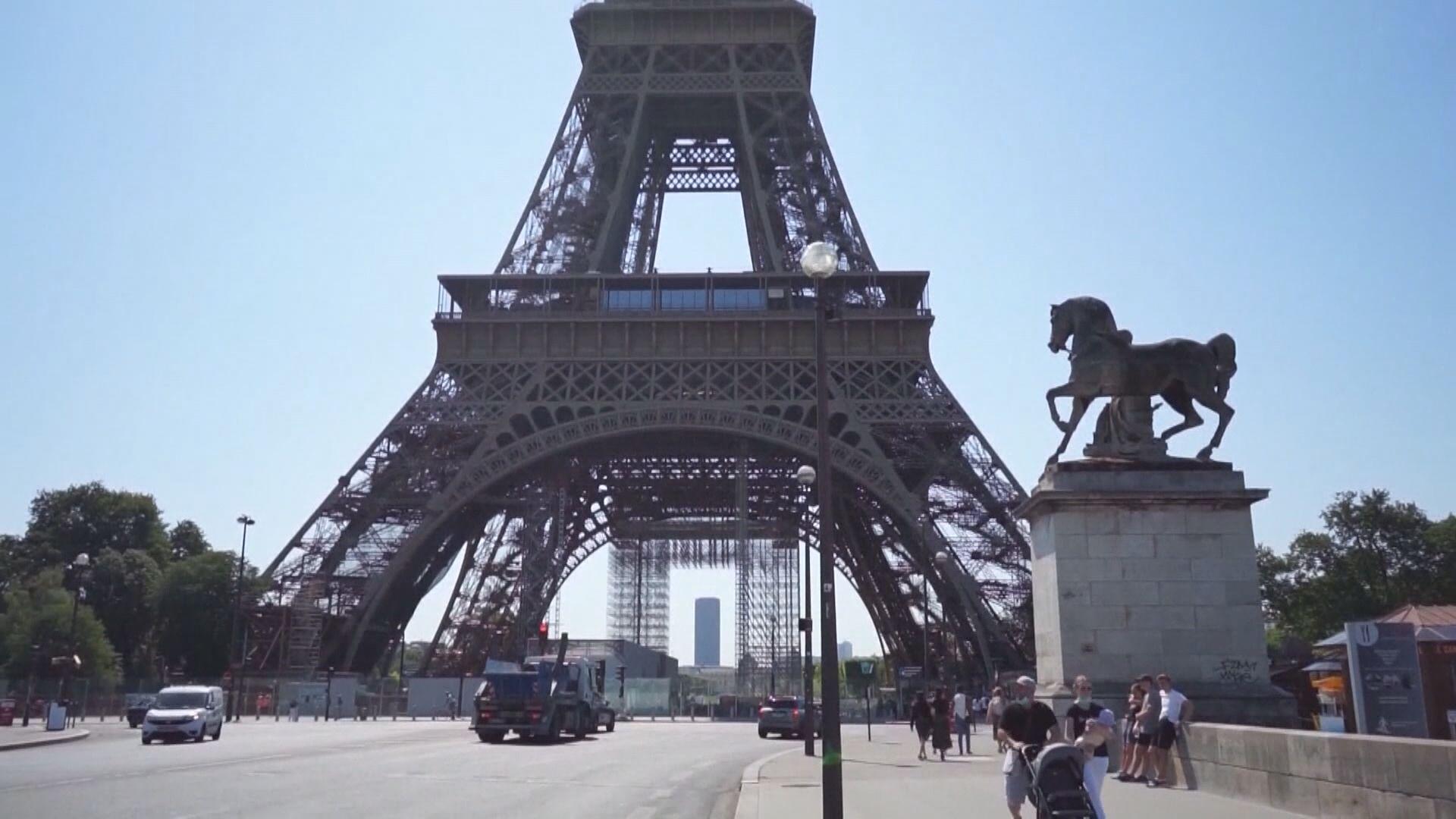 法國新增逾二萬六千人確診 創單日新高
