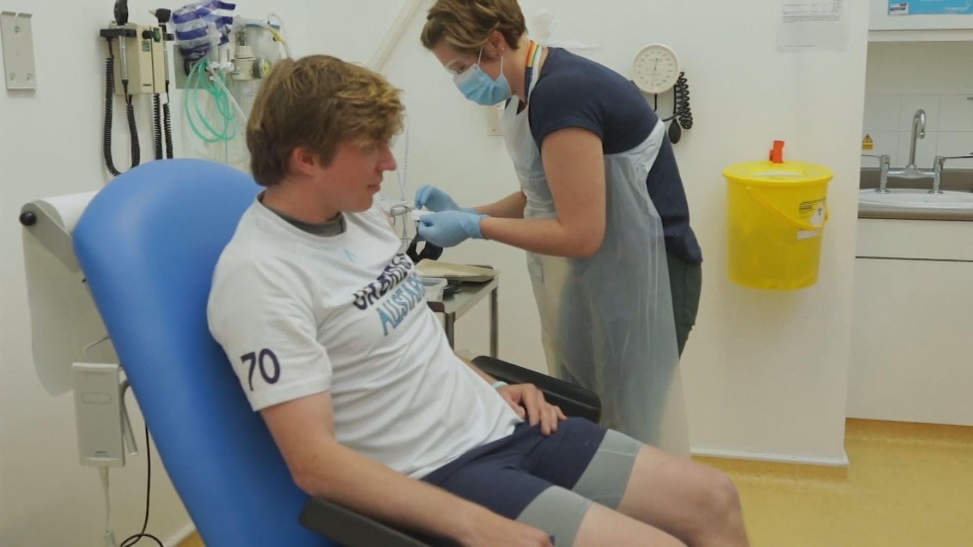 英國新冠病毒單日新增死亡人數再創新高