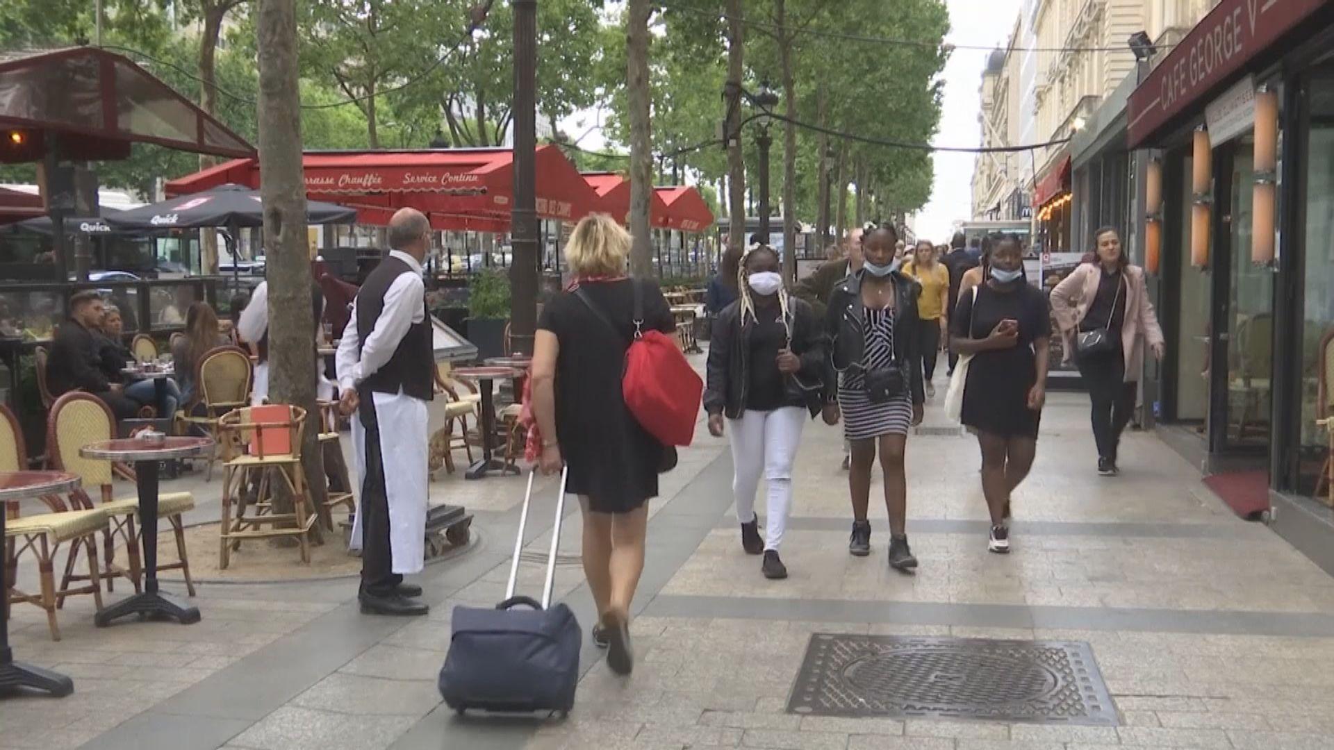 德國周一起強制民眾戴醫療用口罩