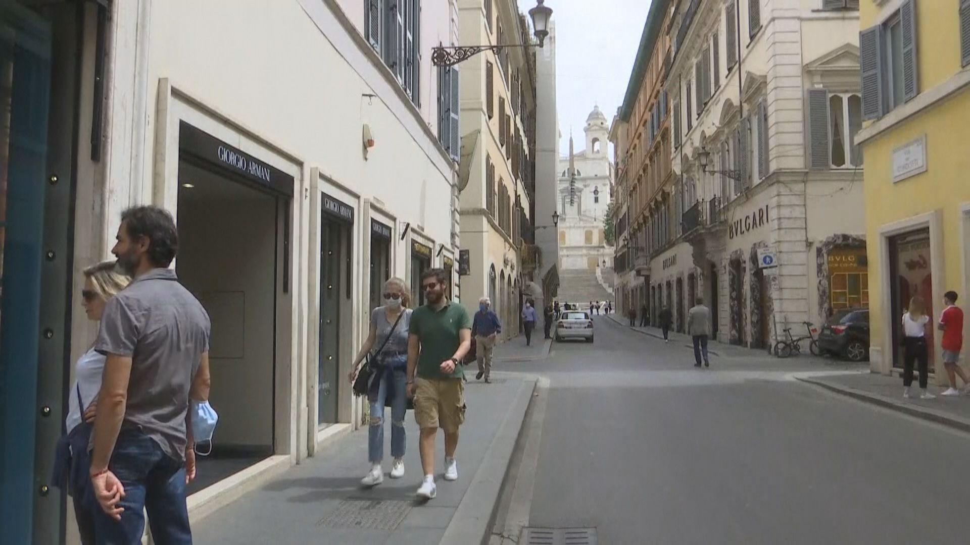德國與歐盟國家商討放寬旅遊禁令 讓民眾暑假期間出外